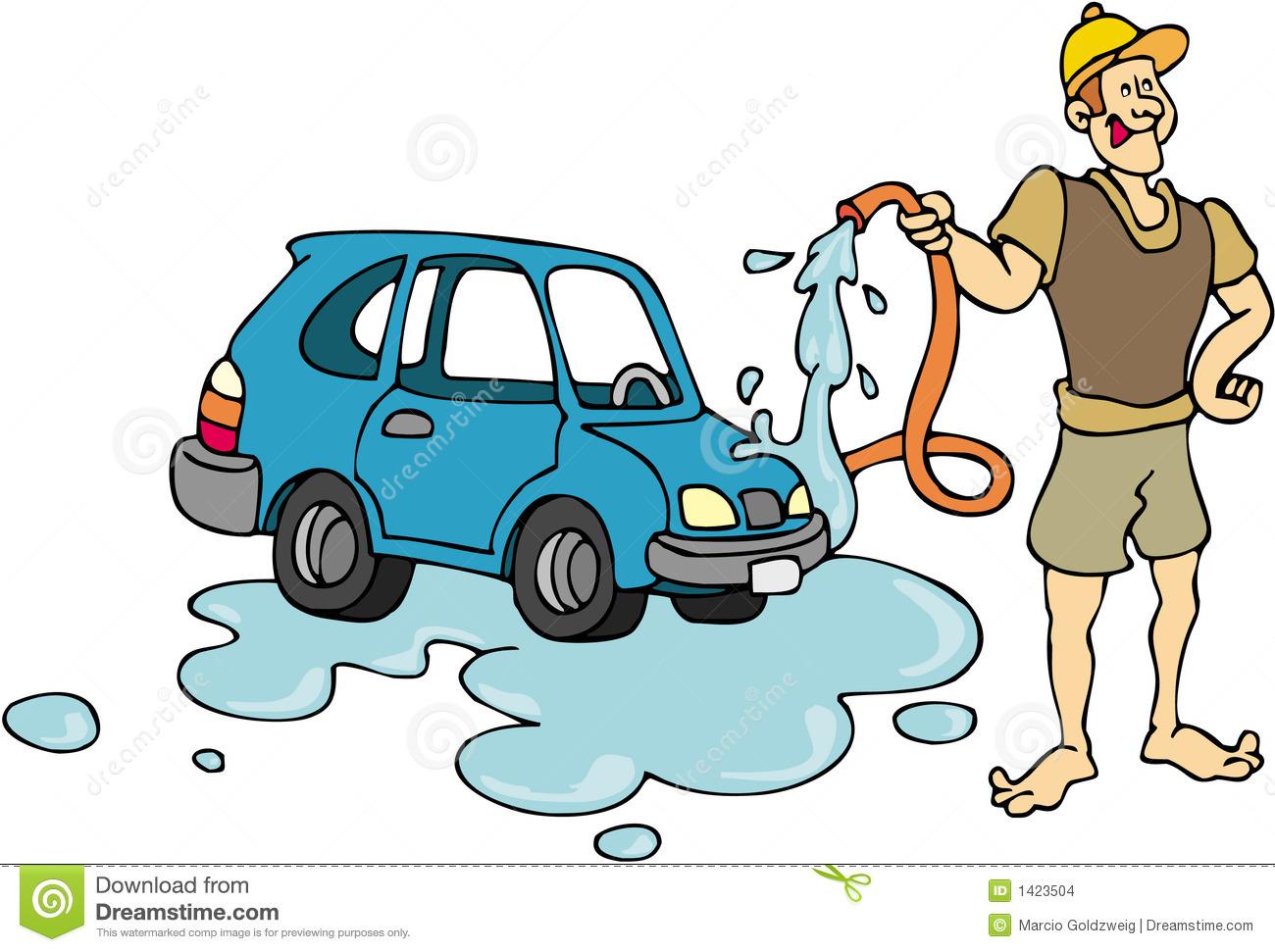 Clean The Car Clipart Clipground