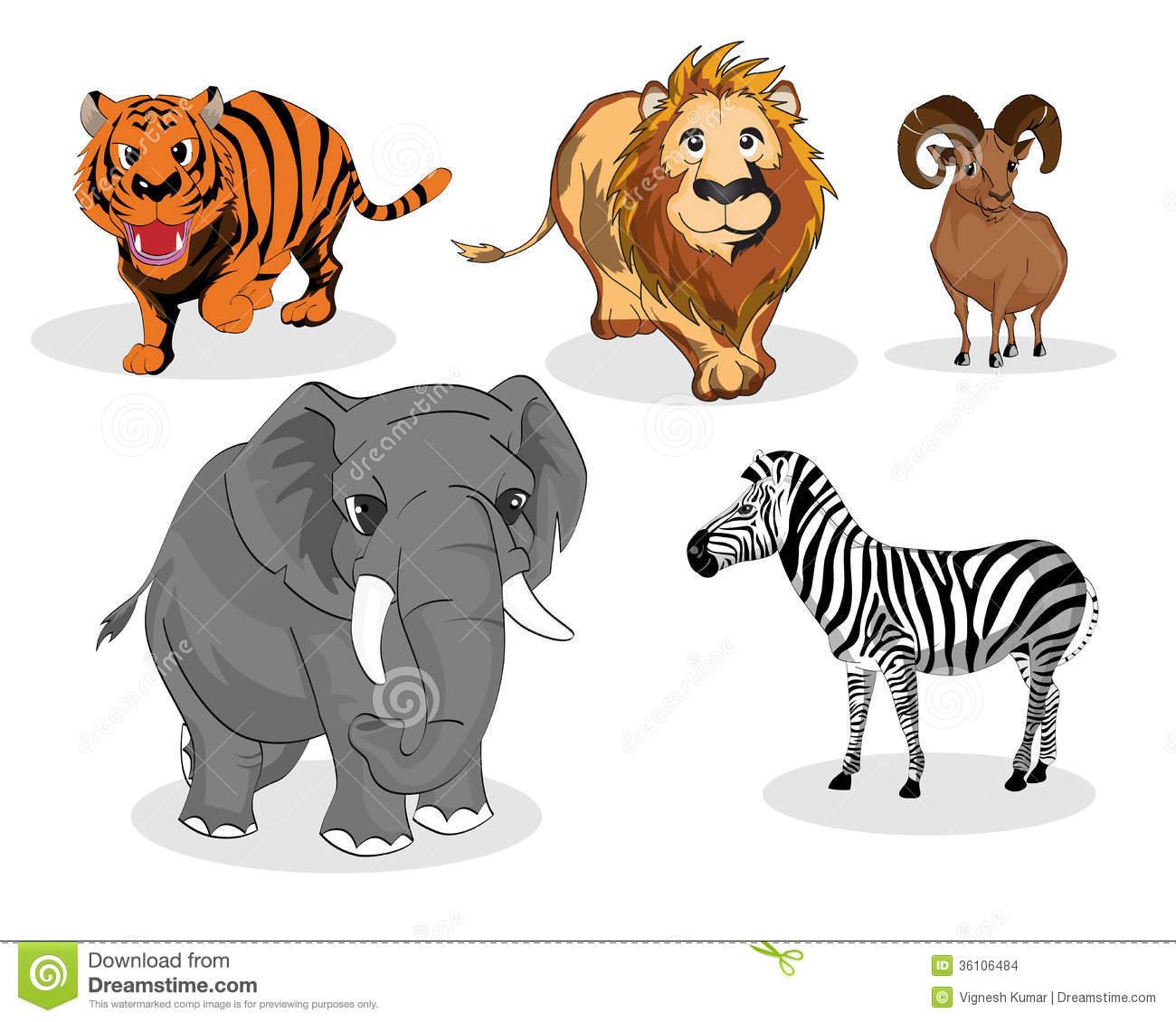 Carnivores Clipart