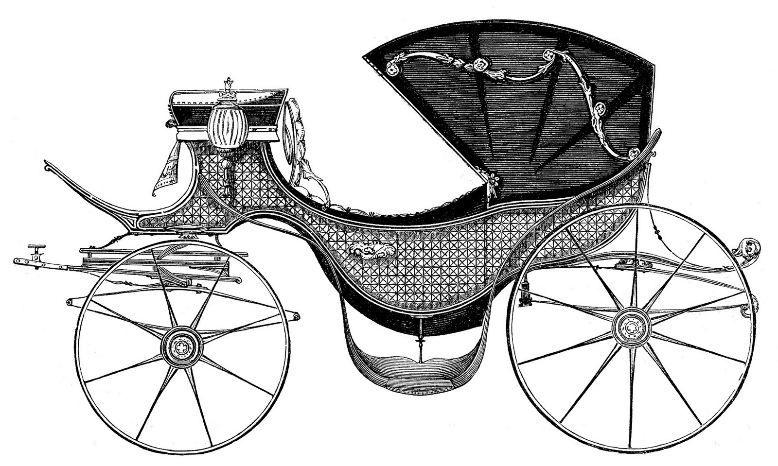 Carriage Clipart