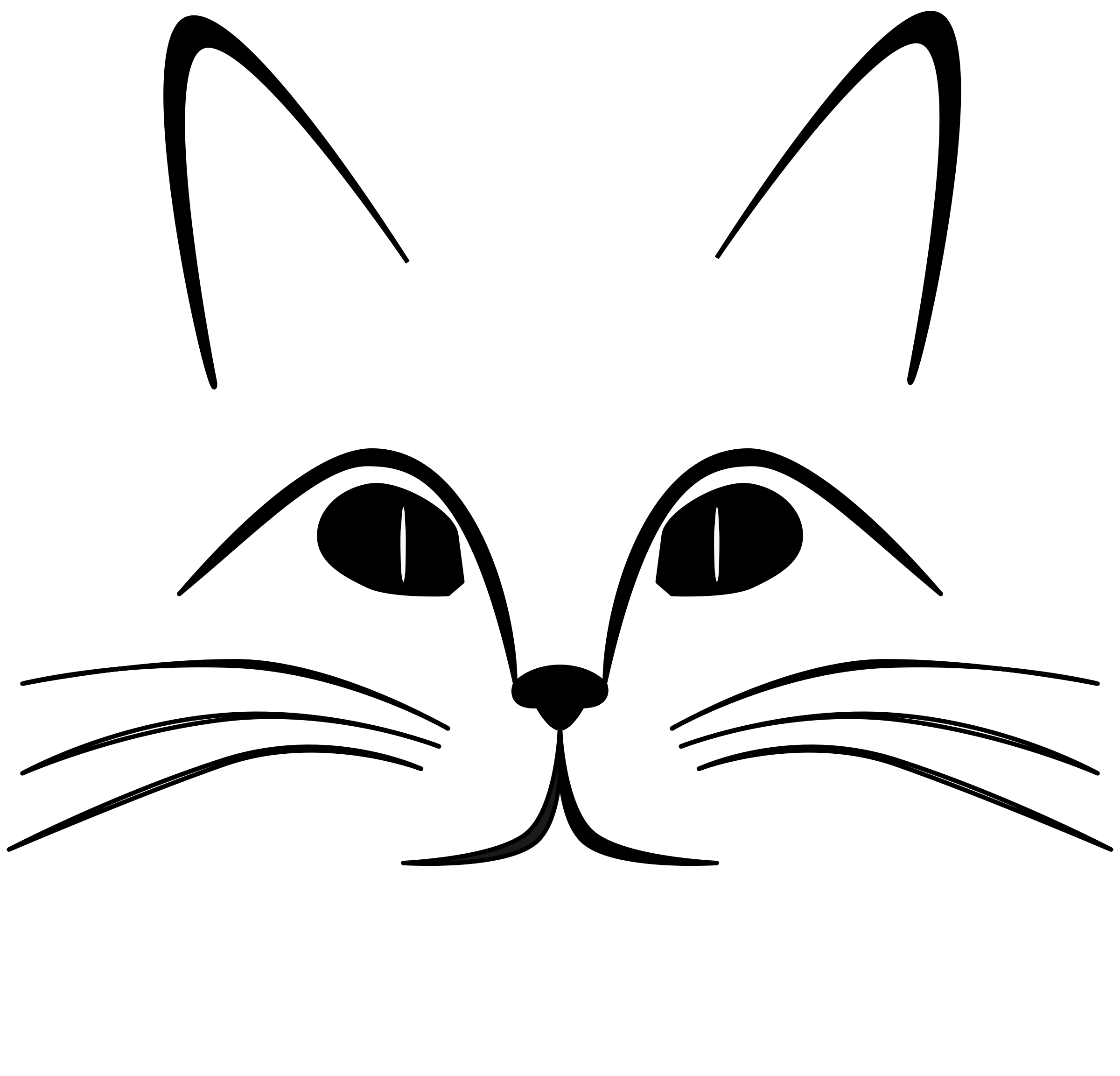 Cat Face Clipart 20 Free Cliparts