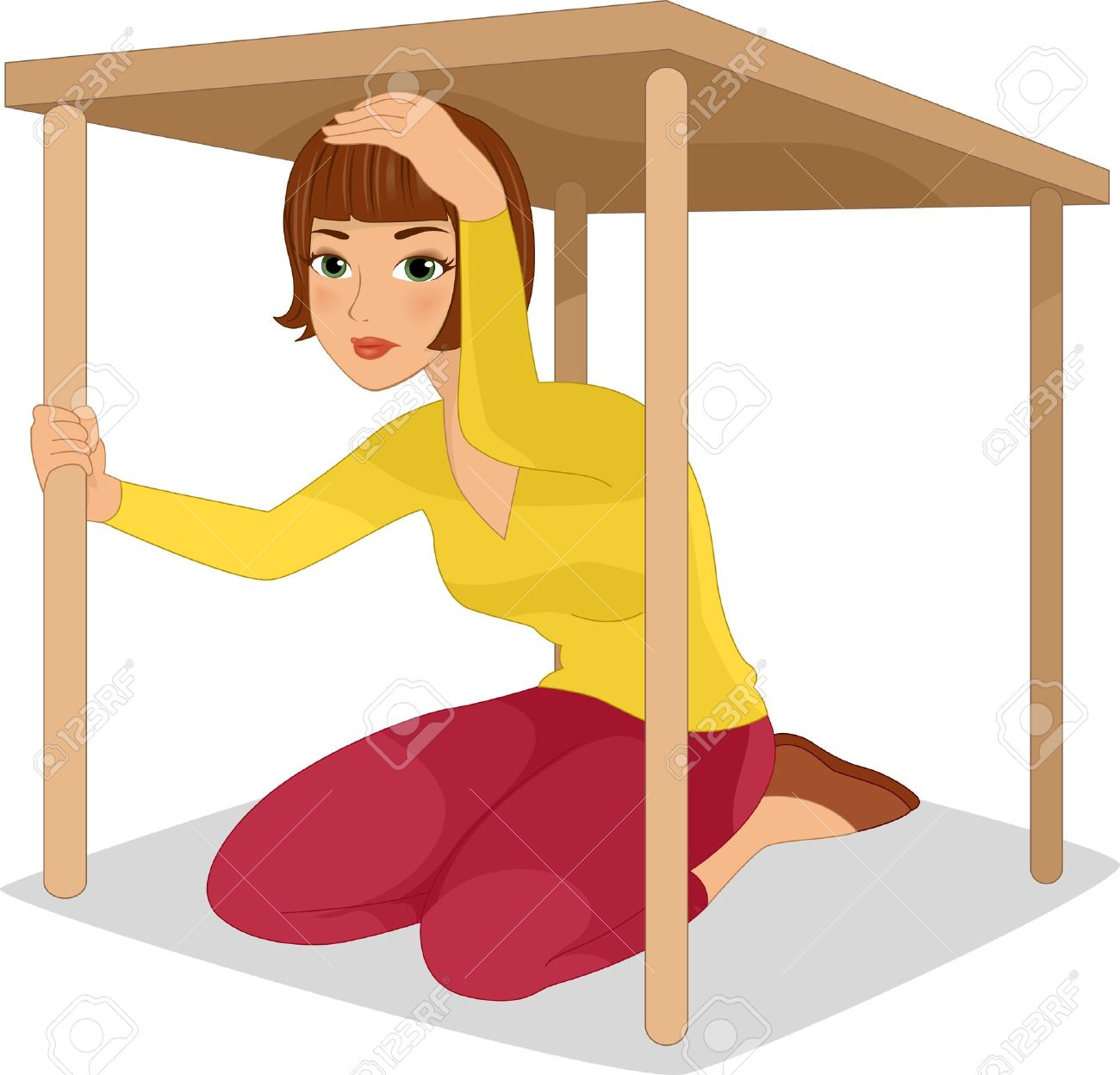 Sweep Under Table Clipart Clipground
