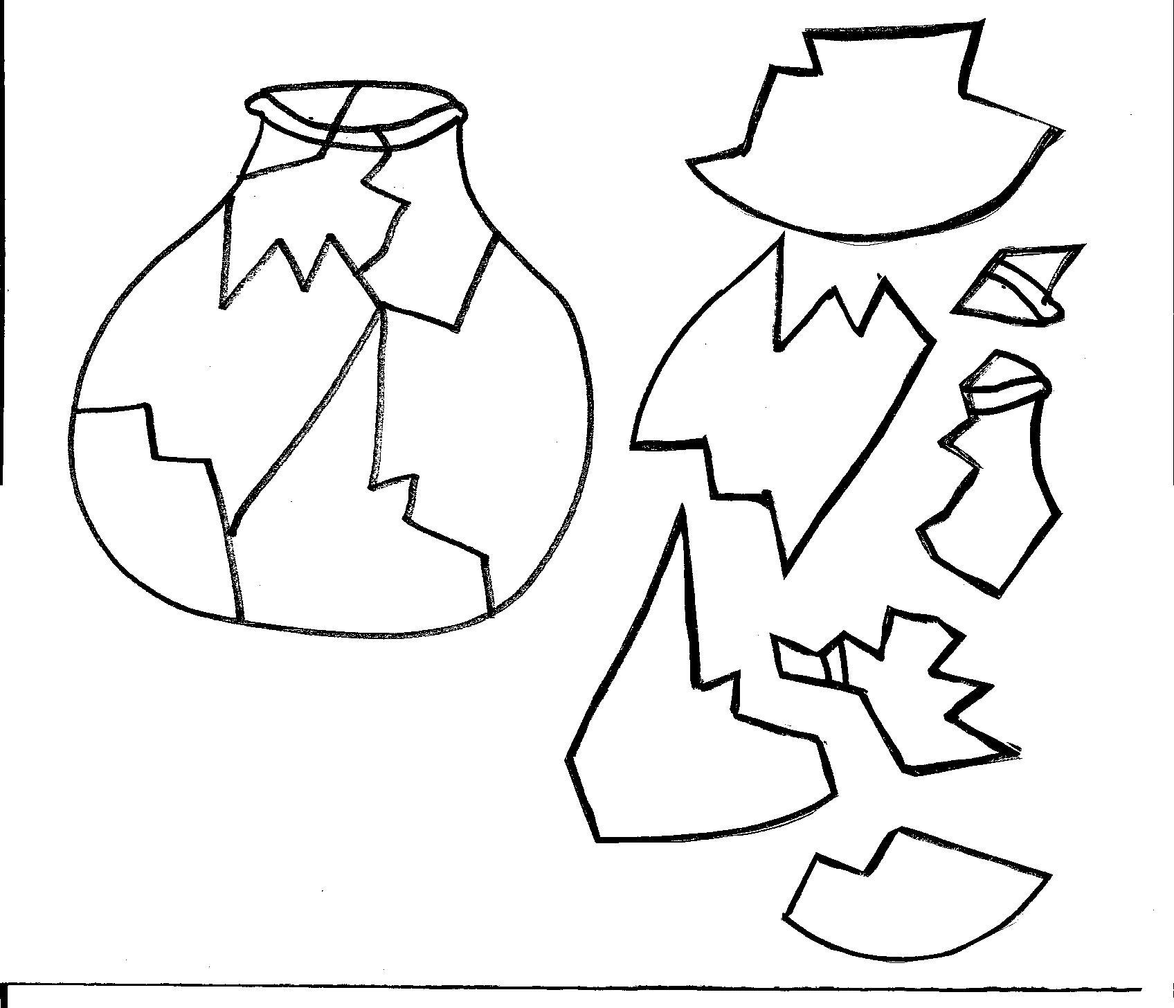 Ceramic Vase Clipart