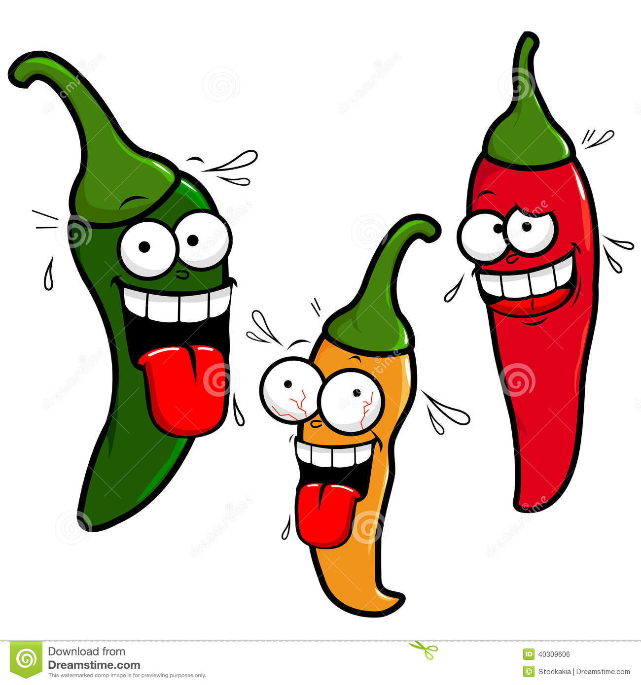Chili Peppers Clipart Clipground