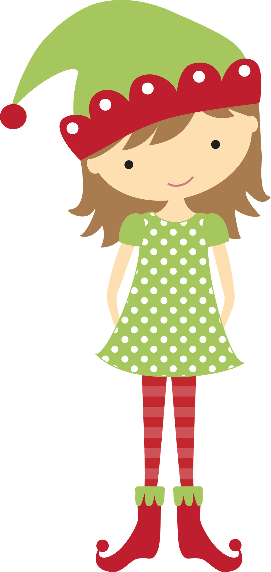 christmas elf clipart girl - Clipground (900 x 1899 Pixel)