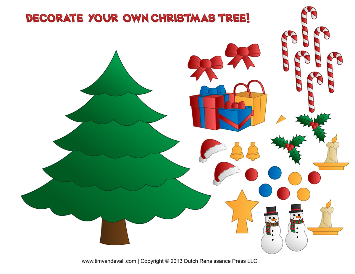 Clipart Of Christmas Ornaments To Color 20 Free Cliparts