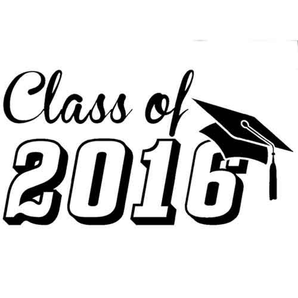 High School Class Of Graduation Clipart