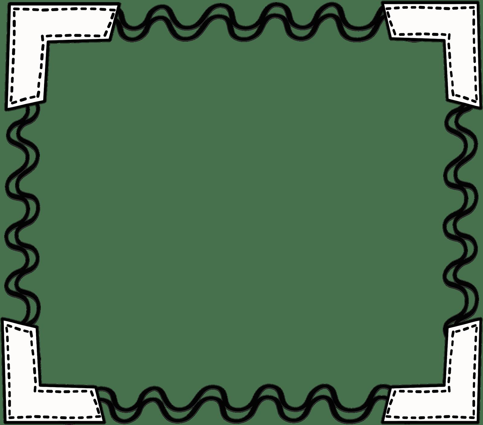 Clip Art Black And White Borders 20 Free Cliparts