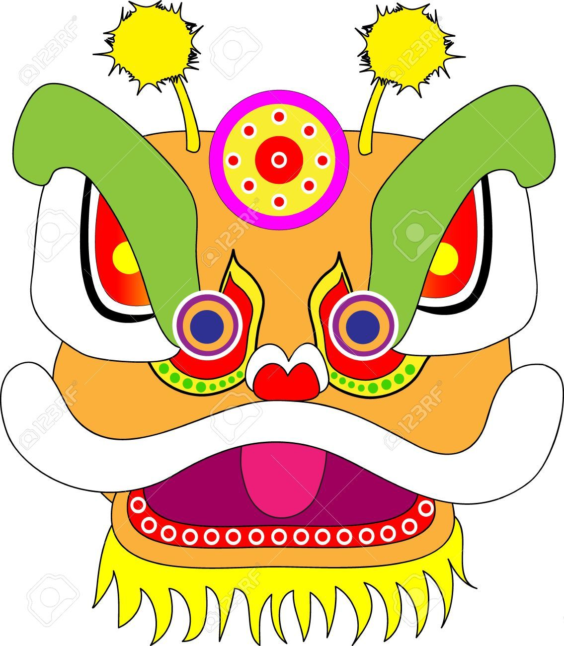 Clipart Chinese New Year Dragon 20 Free Cliparts