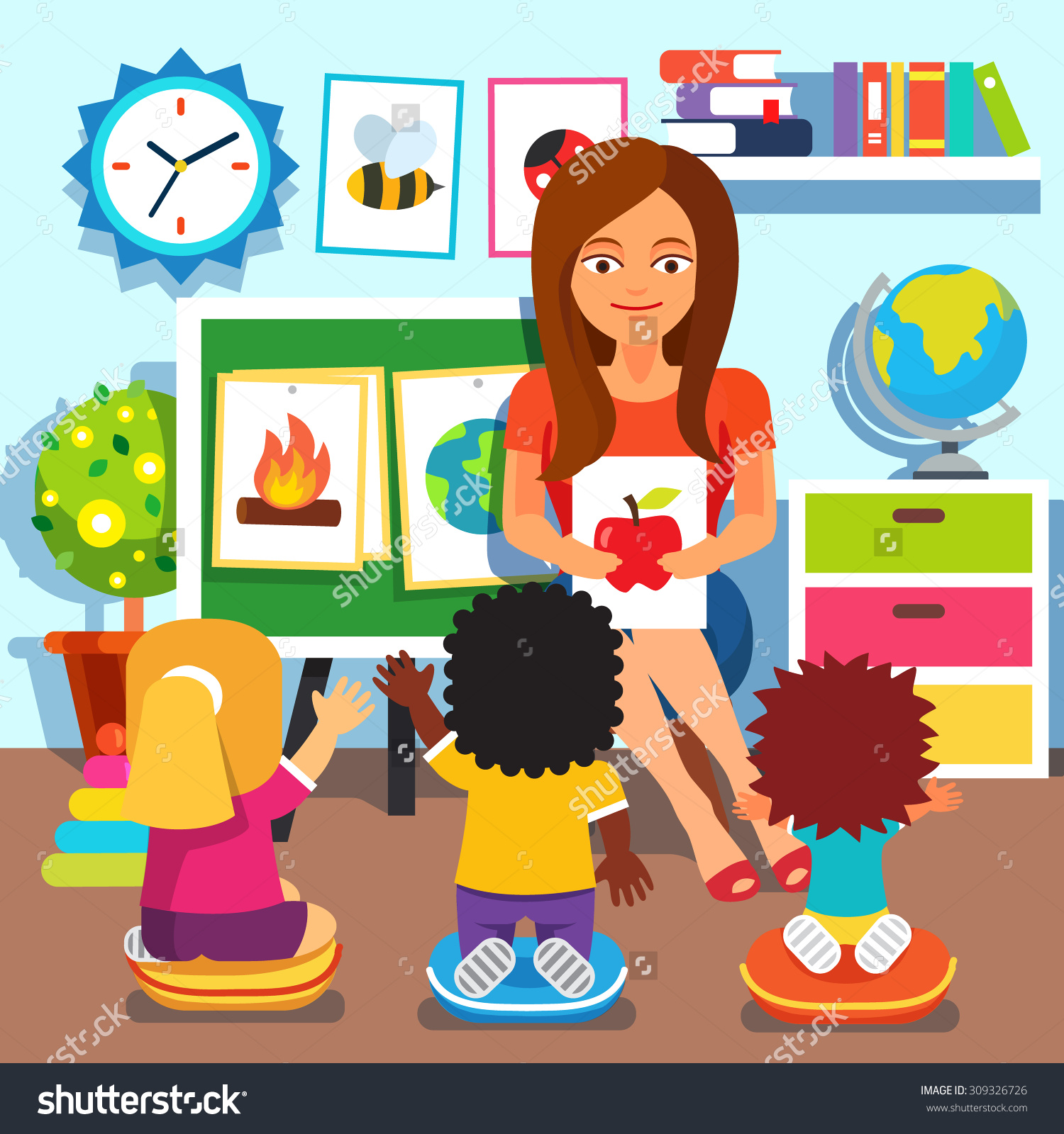 Clipart Kid In Classroom 20 Free Cliparts
