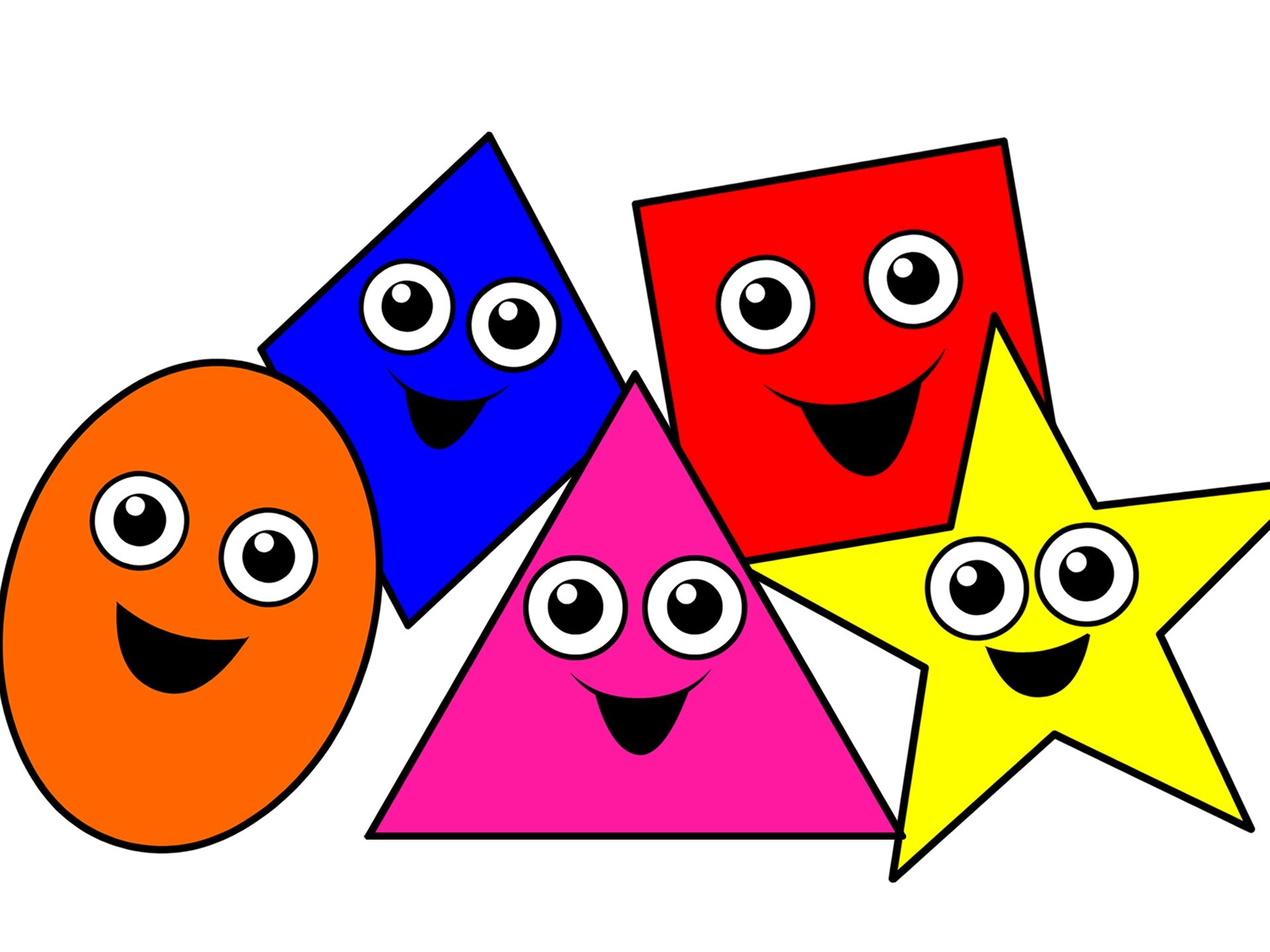 Clipart Matching Shapes And Color 20 Free Cliparts