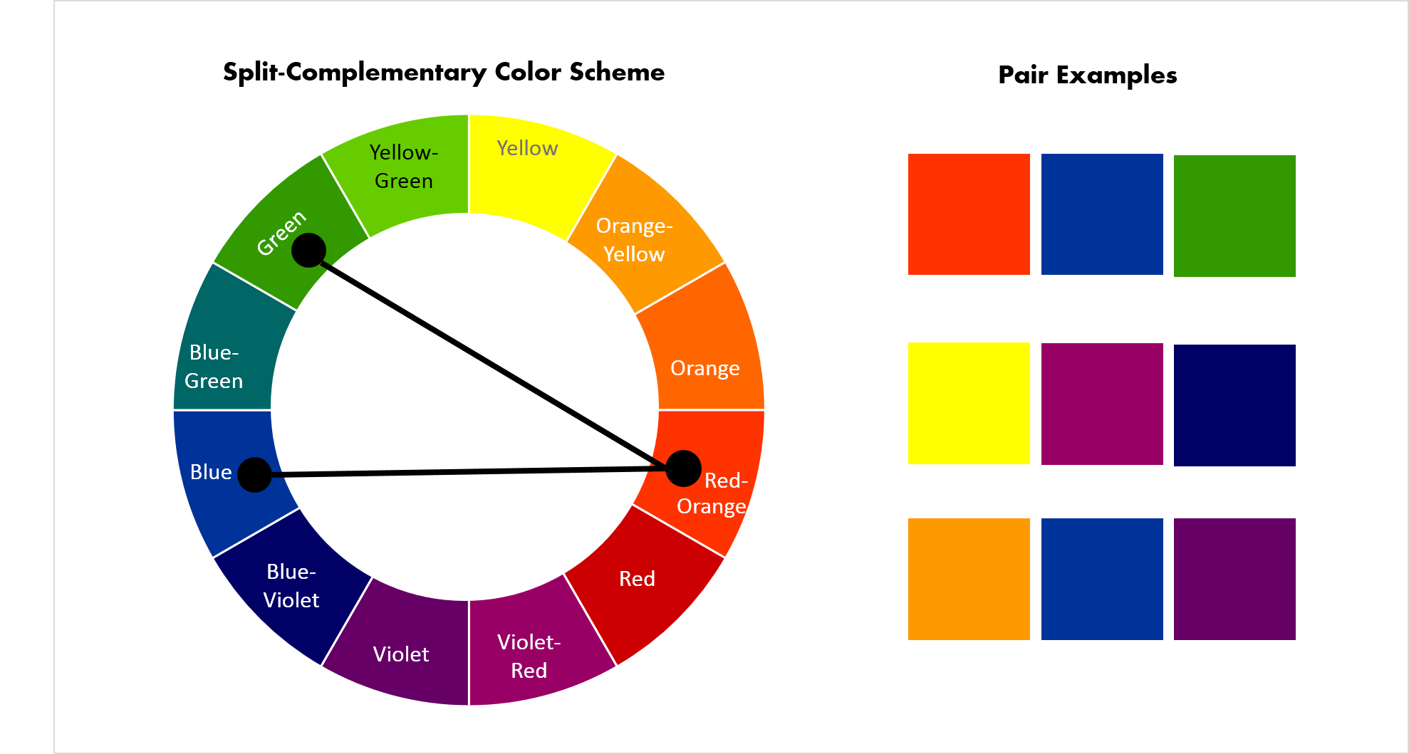 Complimentary Colors Clipart 20 Free Cliparts