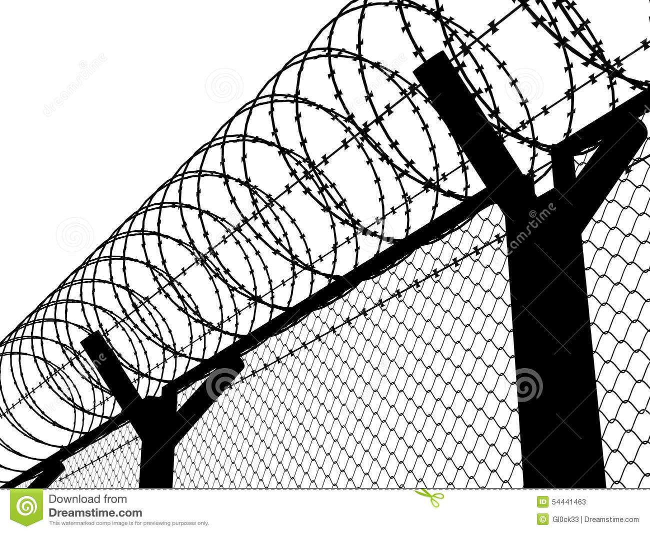 Concentration Camp Clipart