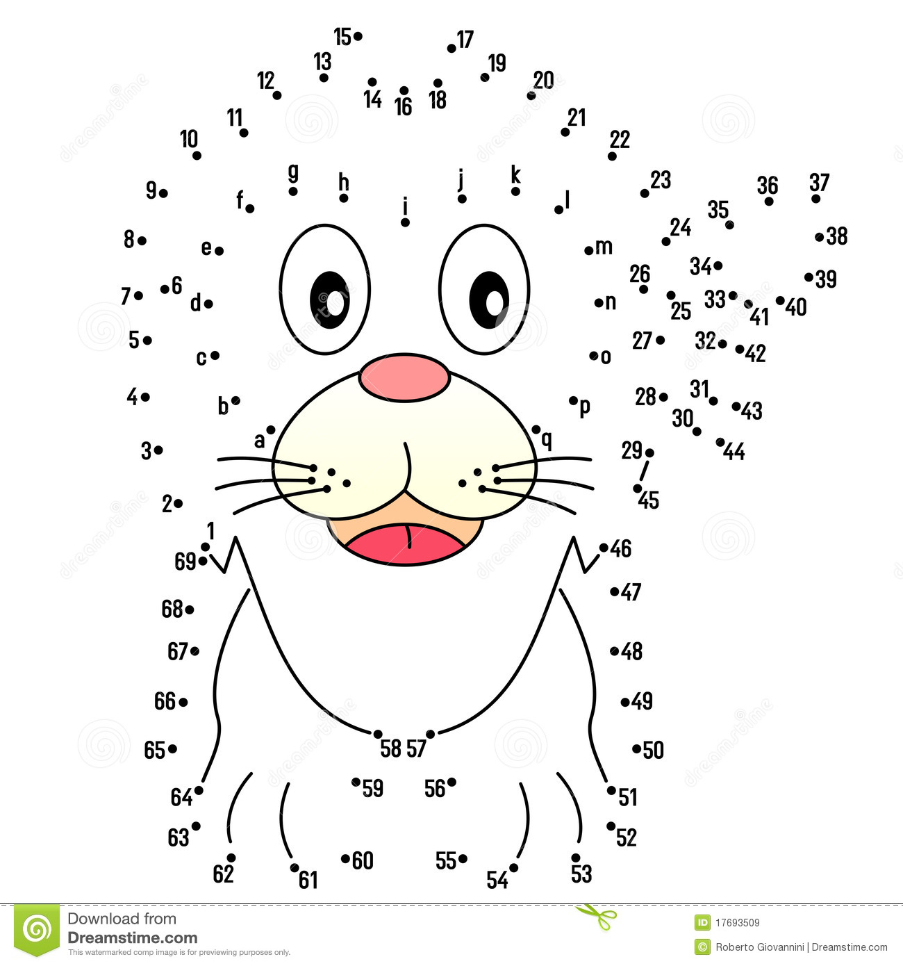 Connect The Dots Clipart
