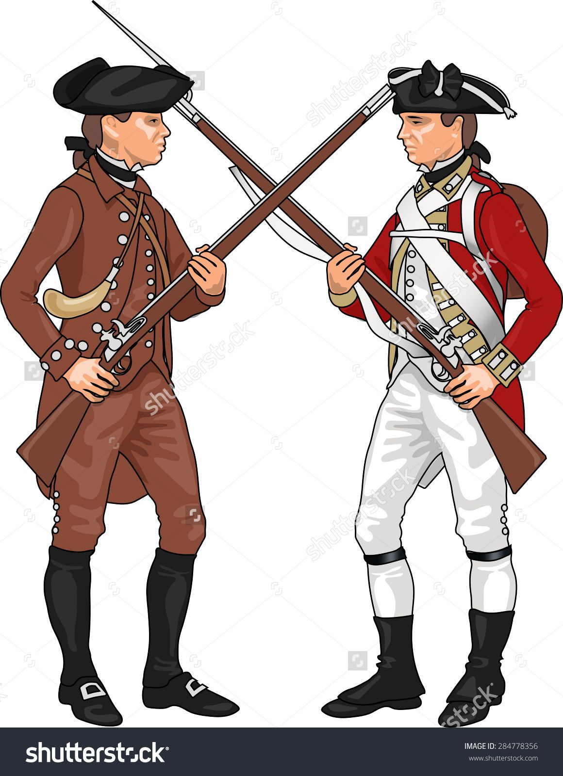 Continental Army Clipart 10 Free Cliparts