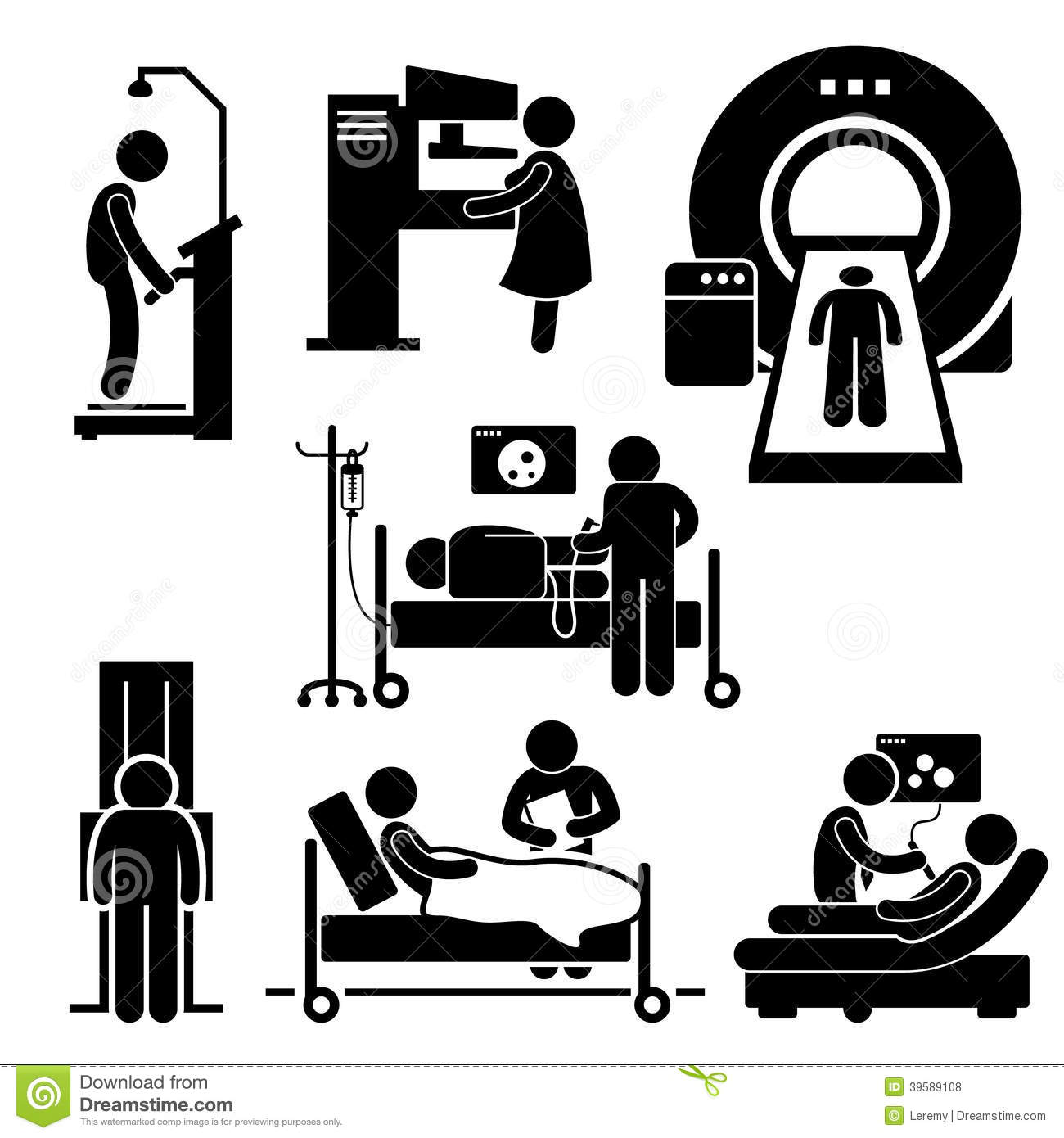 Ct Scan Clipart