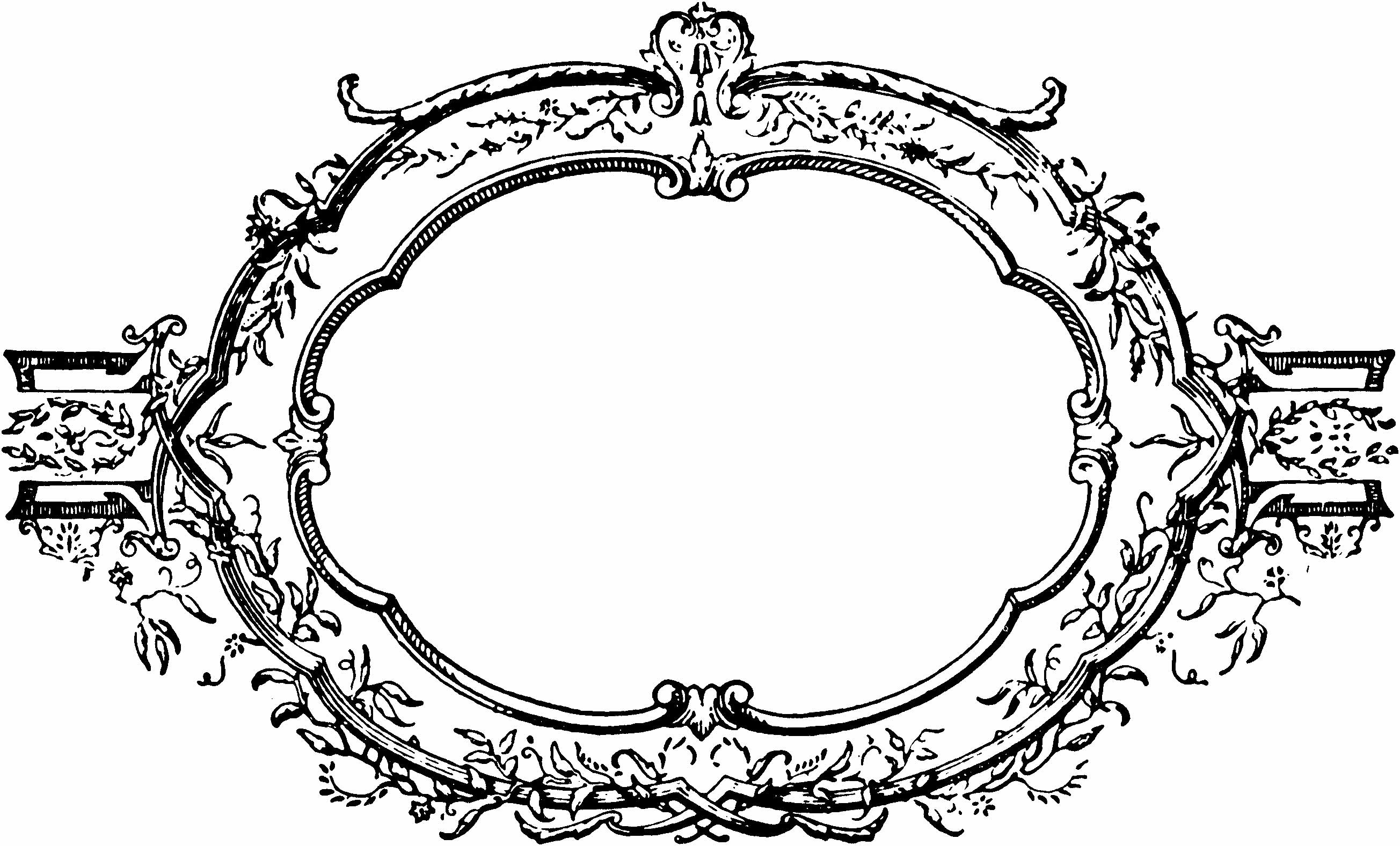 Ornament Outlines Lines