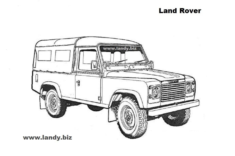 Landrover Clipart
