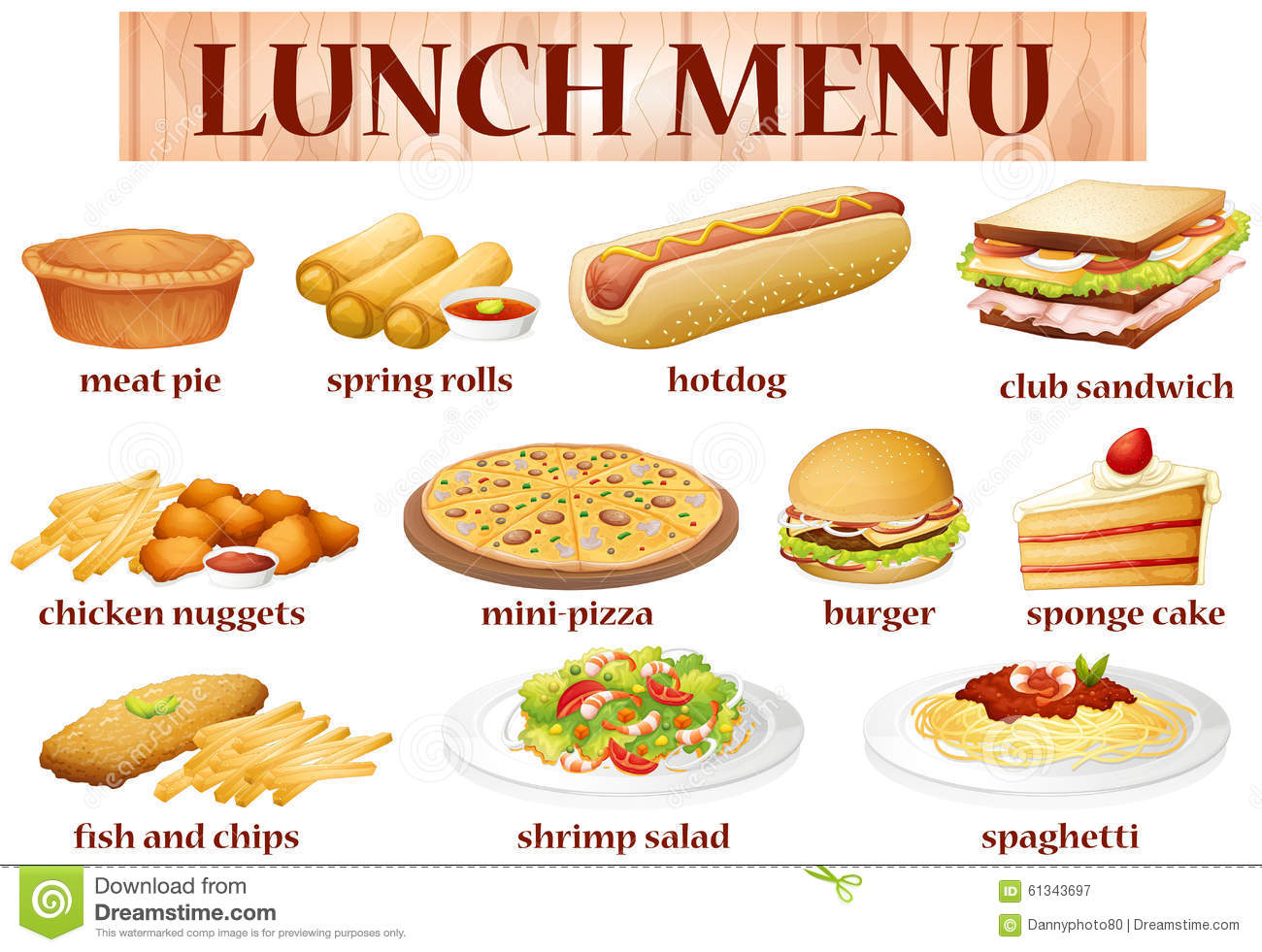 Different Kinds Of Food Clipart 20 Free Cliparts