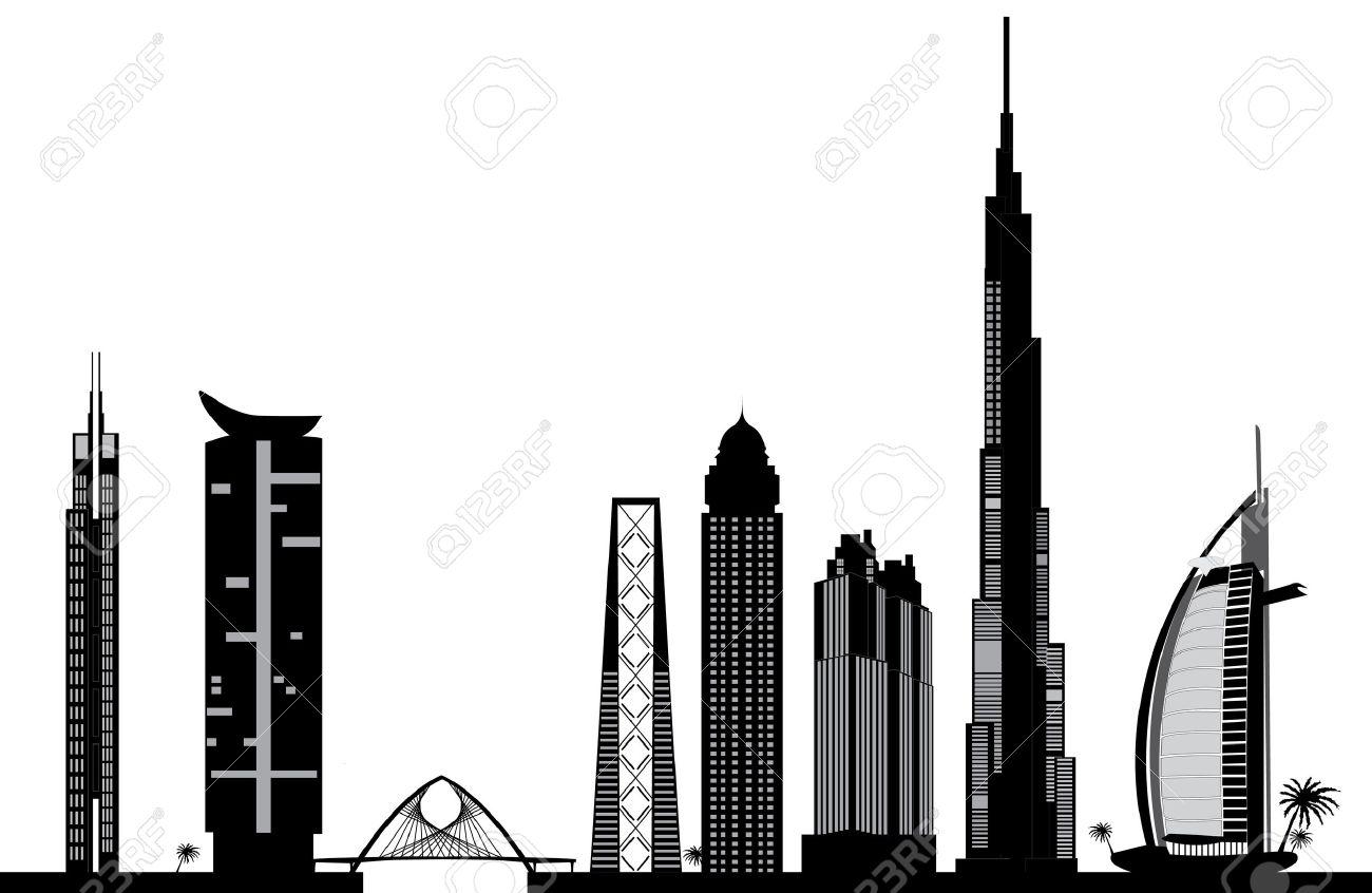 Dubai Clipart