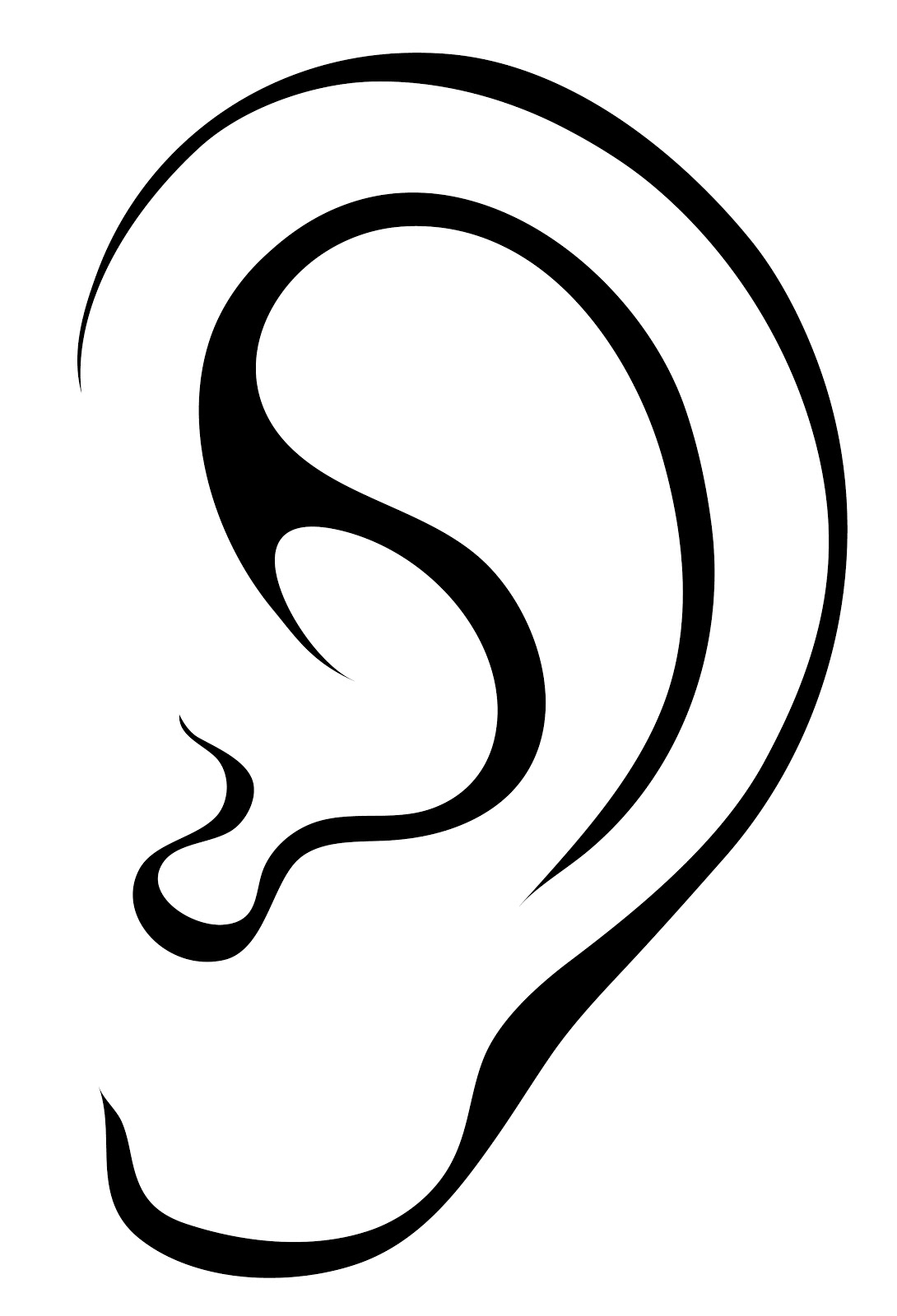 Ear Piercing Clipart