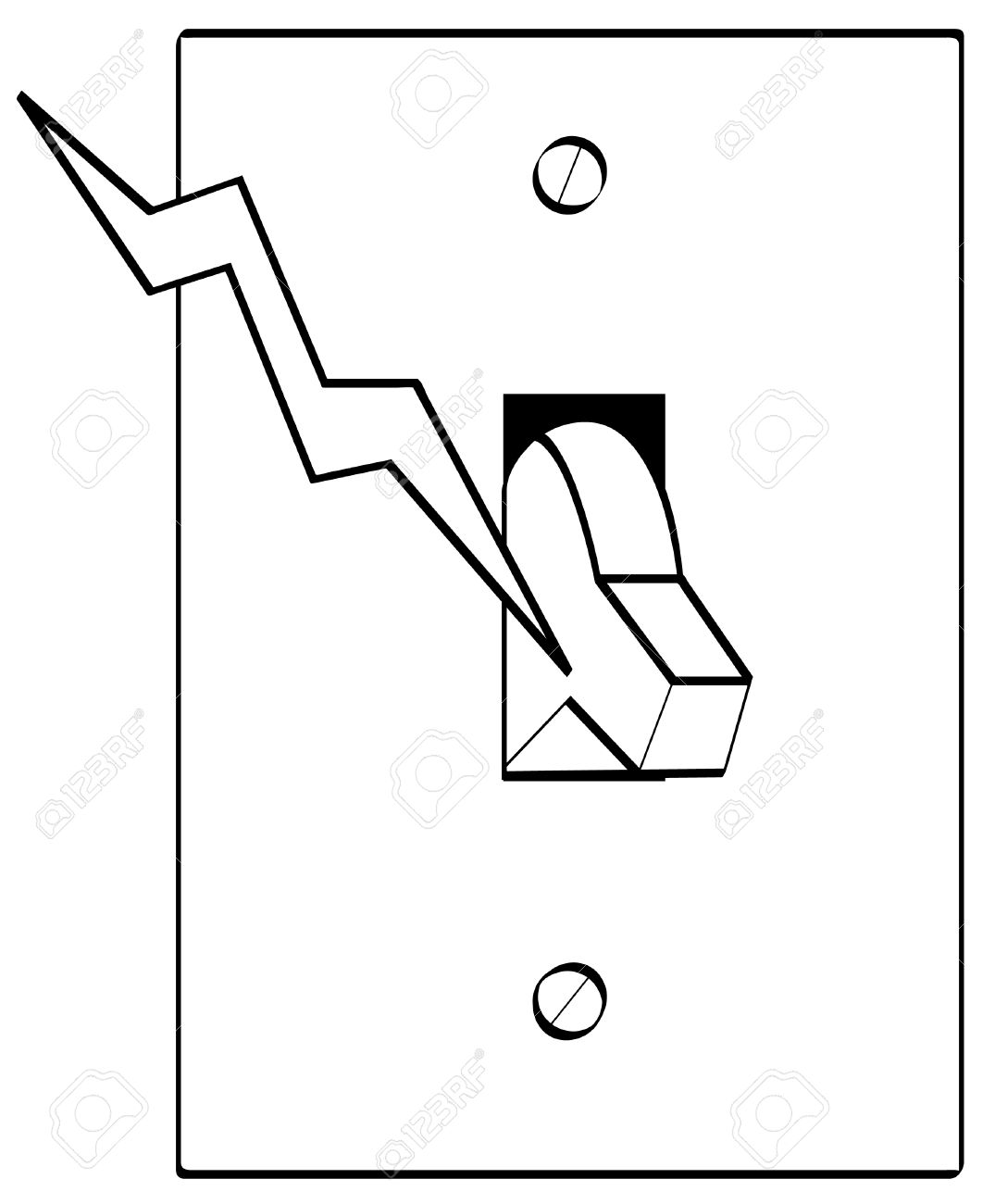 Electrical Switch Clipart 20 Free Cliparts