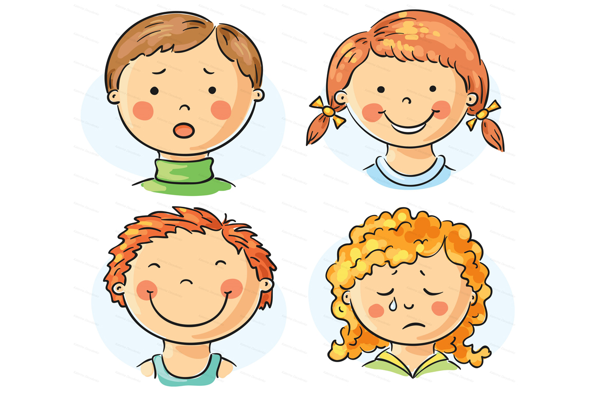 Emotions Clipart For Kids 18 Free Cliparts
