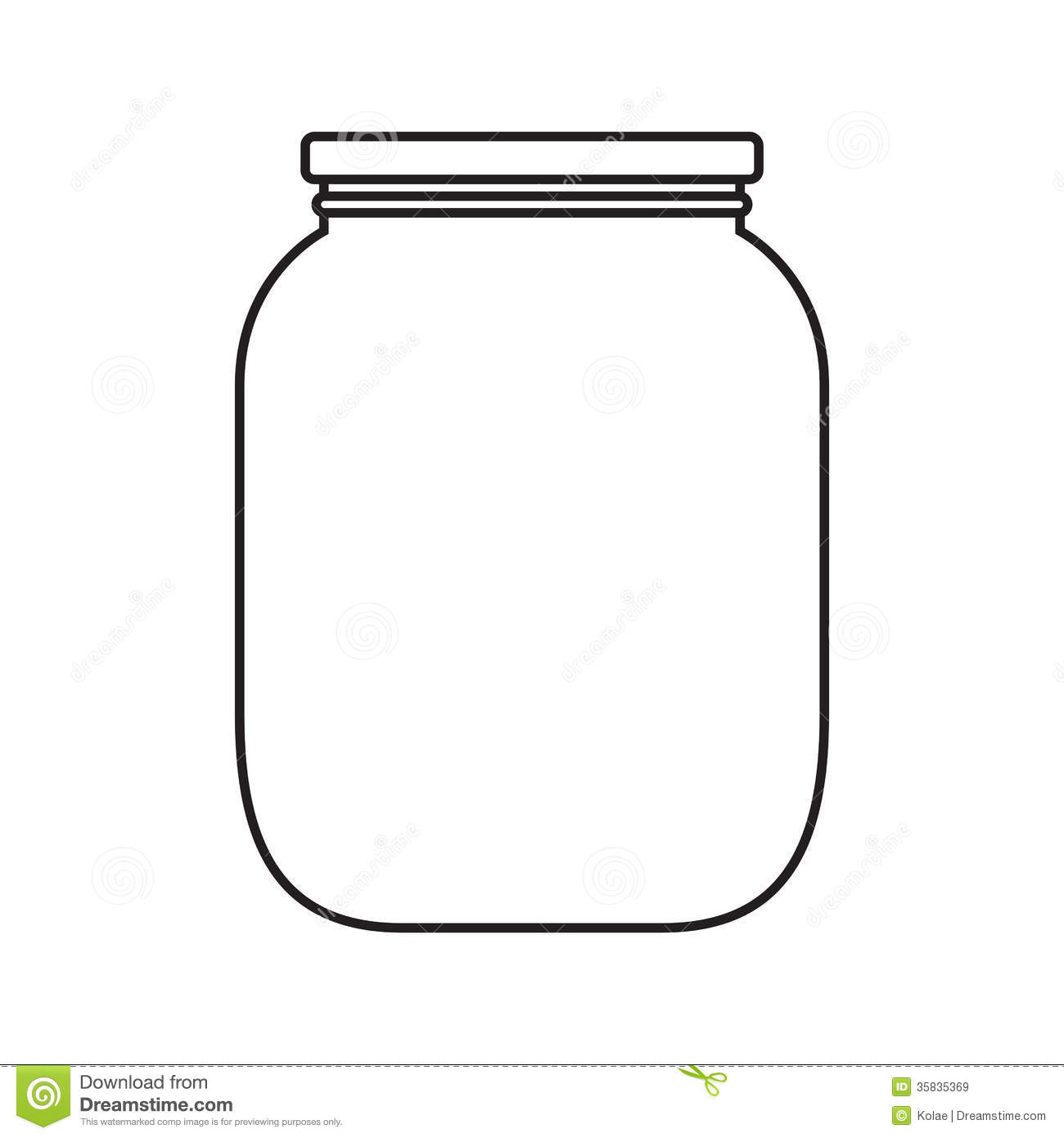 Empty Jar Clipart 20 Free Cliparts