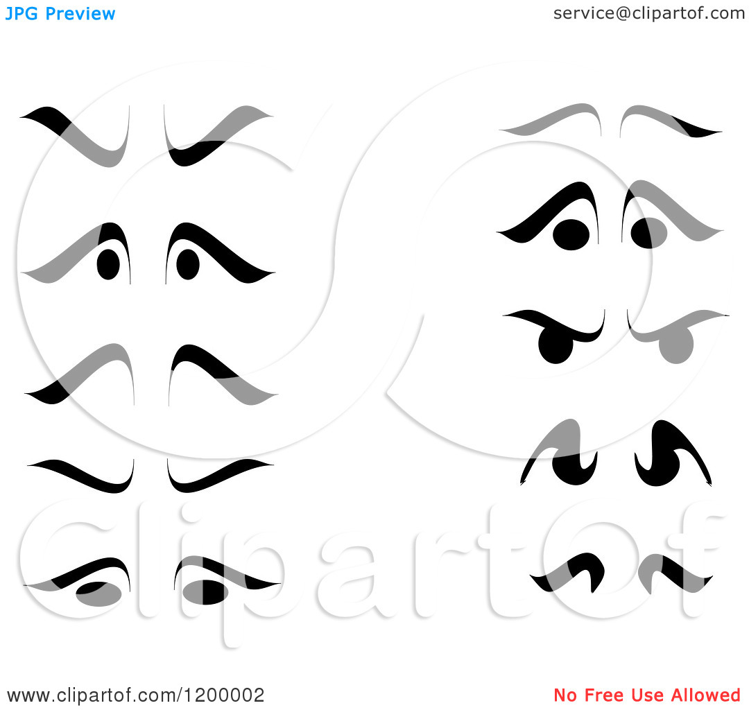 Eye Brouse Clipart