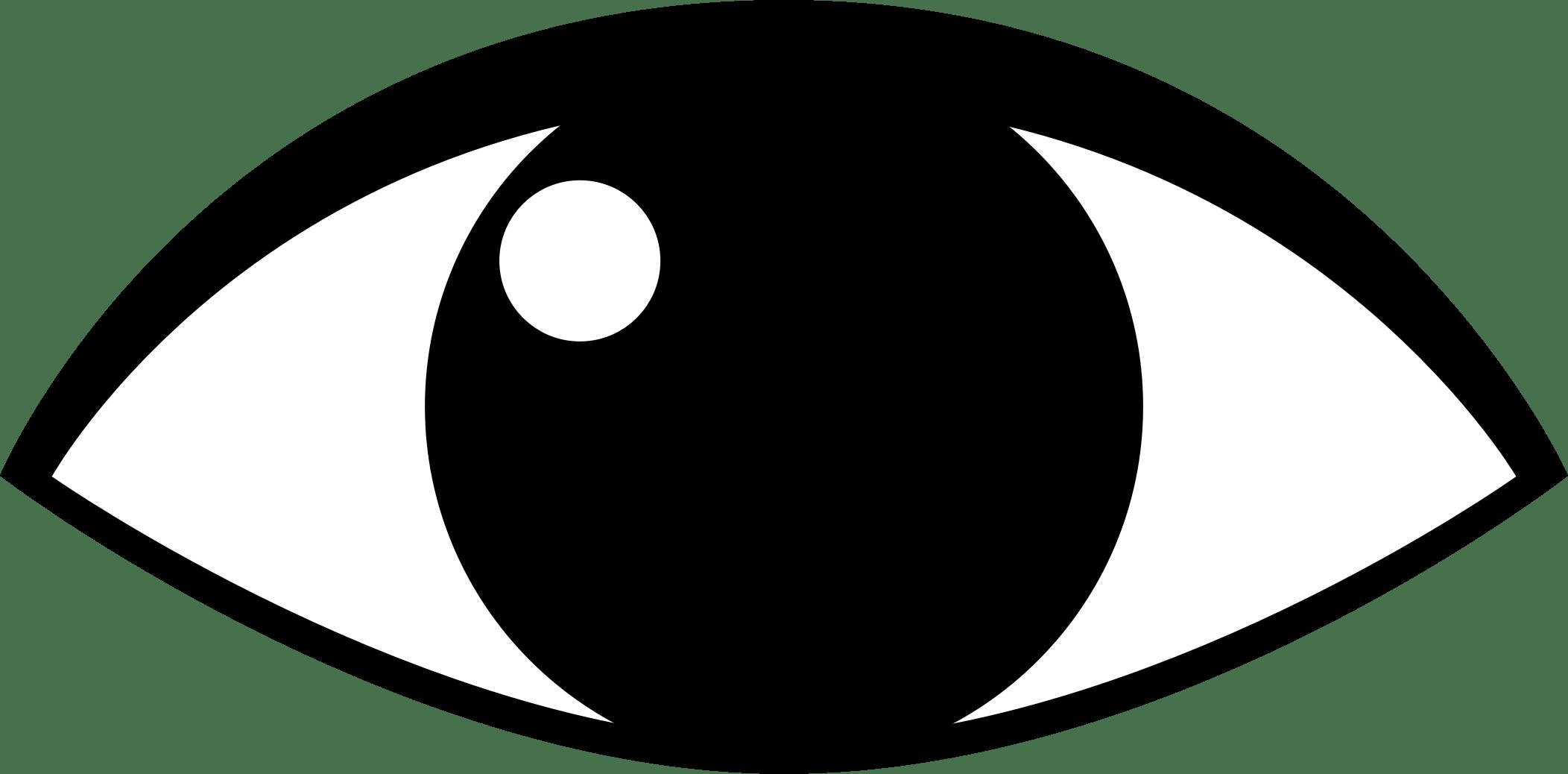 cartoon eyes clipart free - Clipground (2104 x 1038 Pixel)