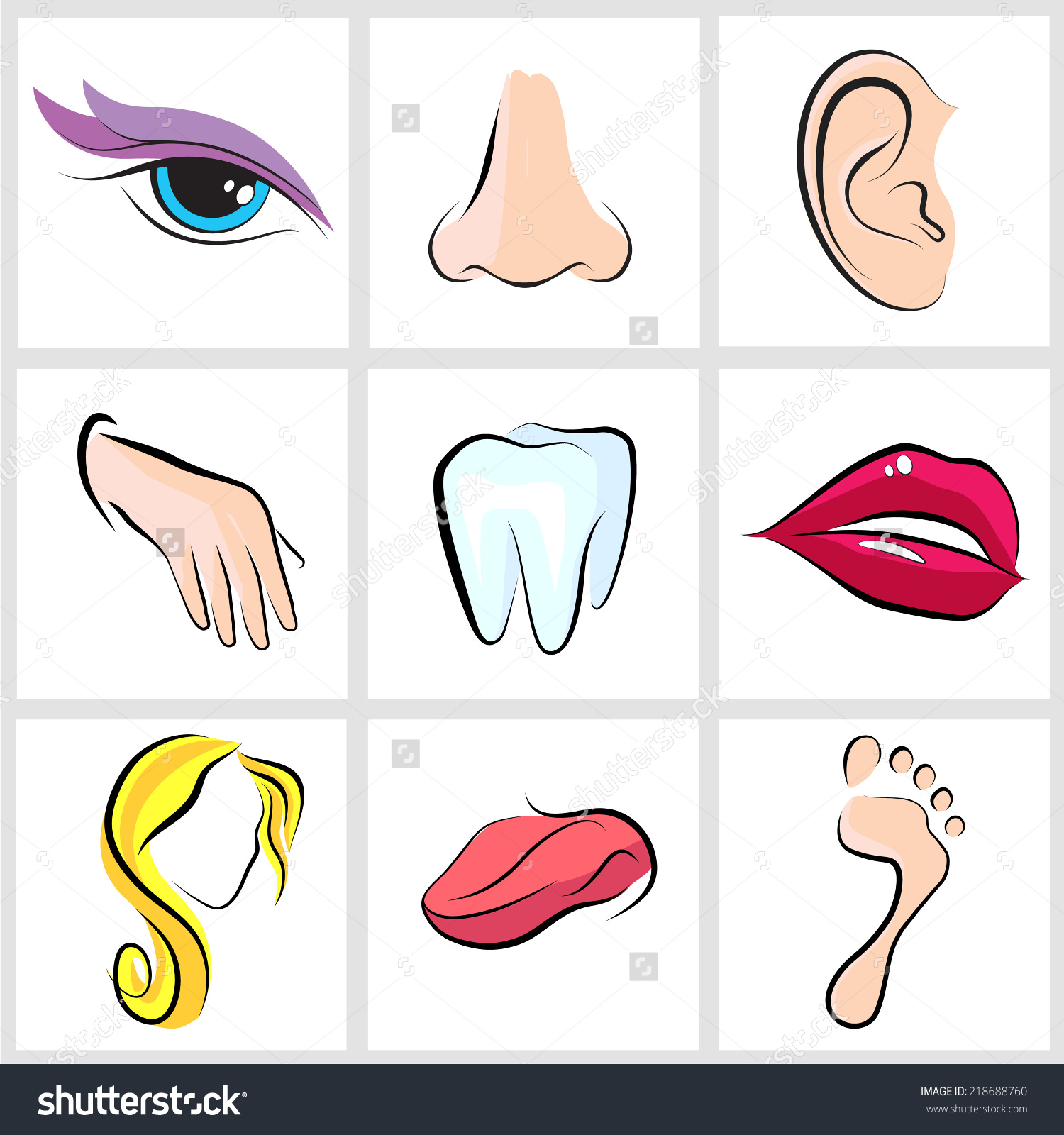 Eyes Tongue Clipart 20 Free Cliparts