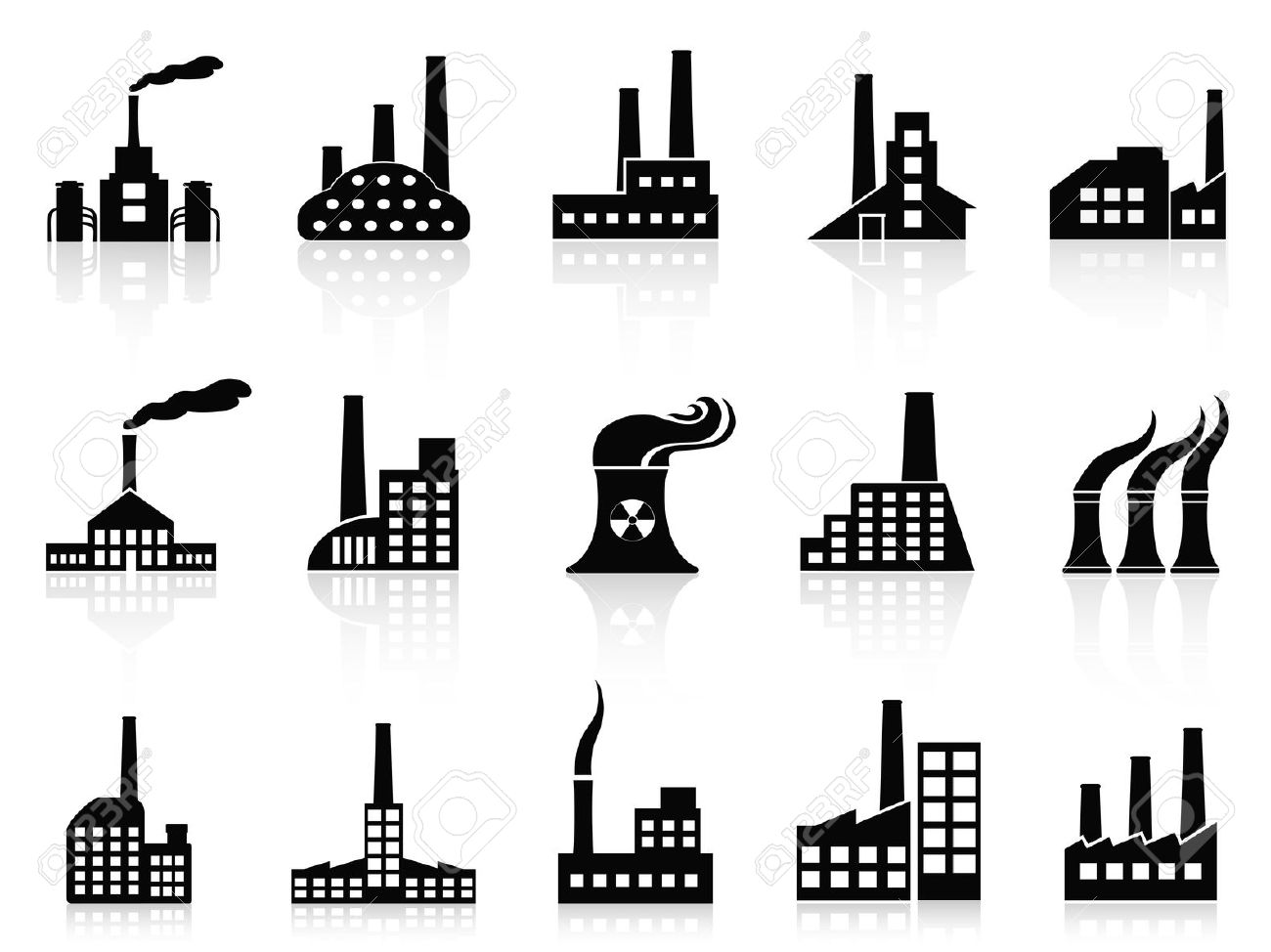 Smoke Stack Clipart 20 Free Cliparts