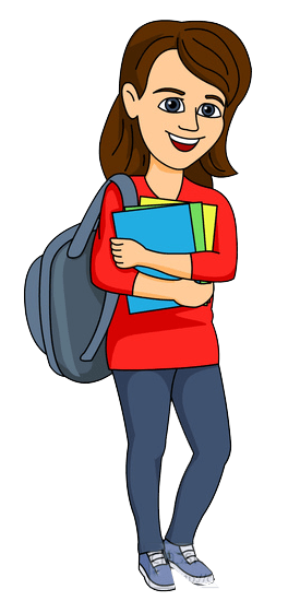 female college student clipart 20 free Cliparts | Download ... (275 x 550 Pixel)