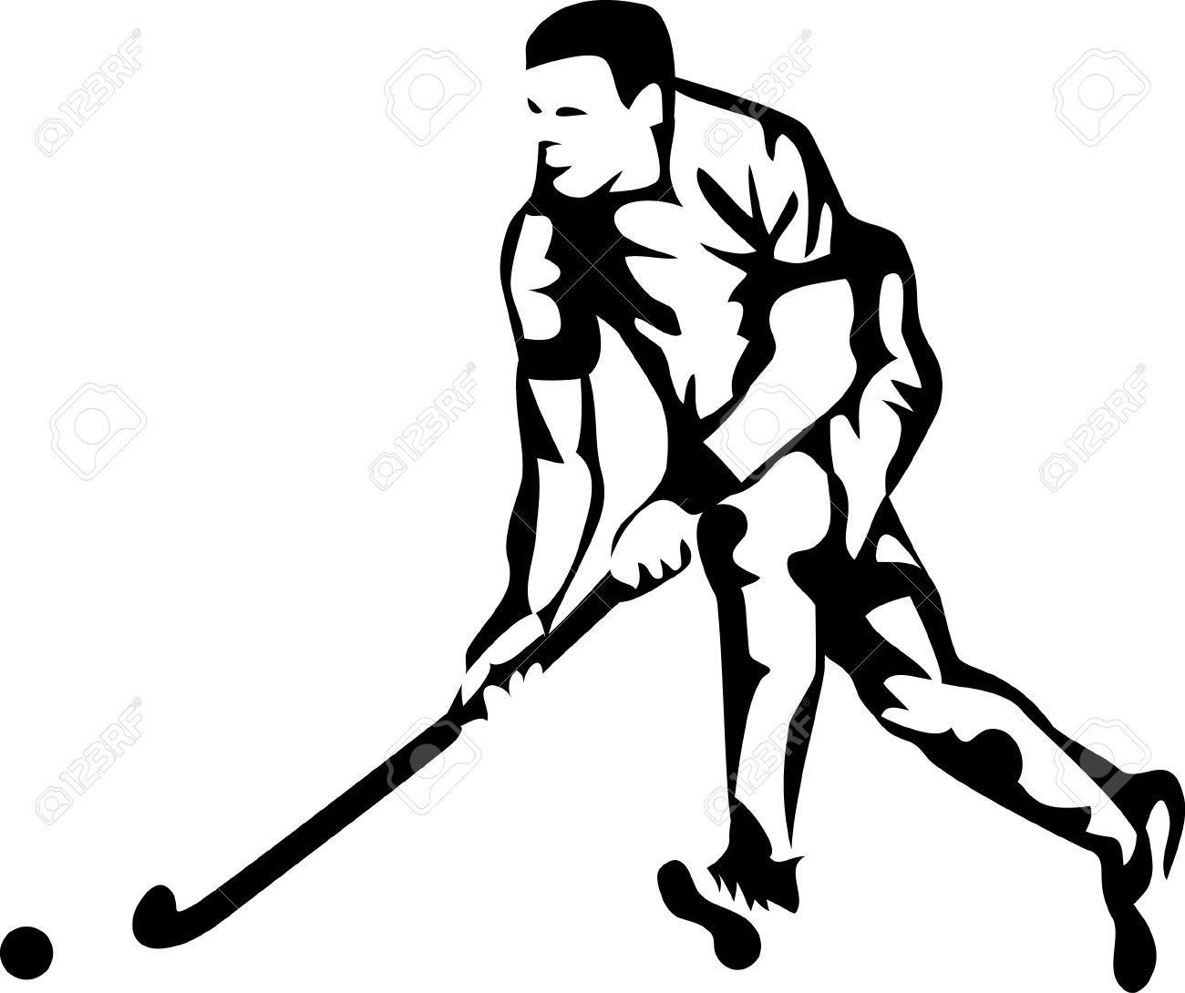 Field Hockey Player Clipart 10 Free Cliparts