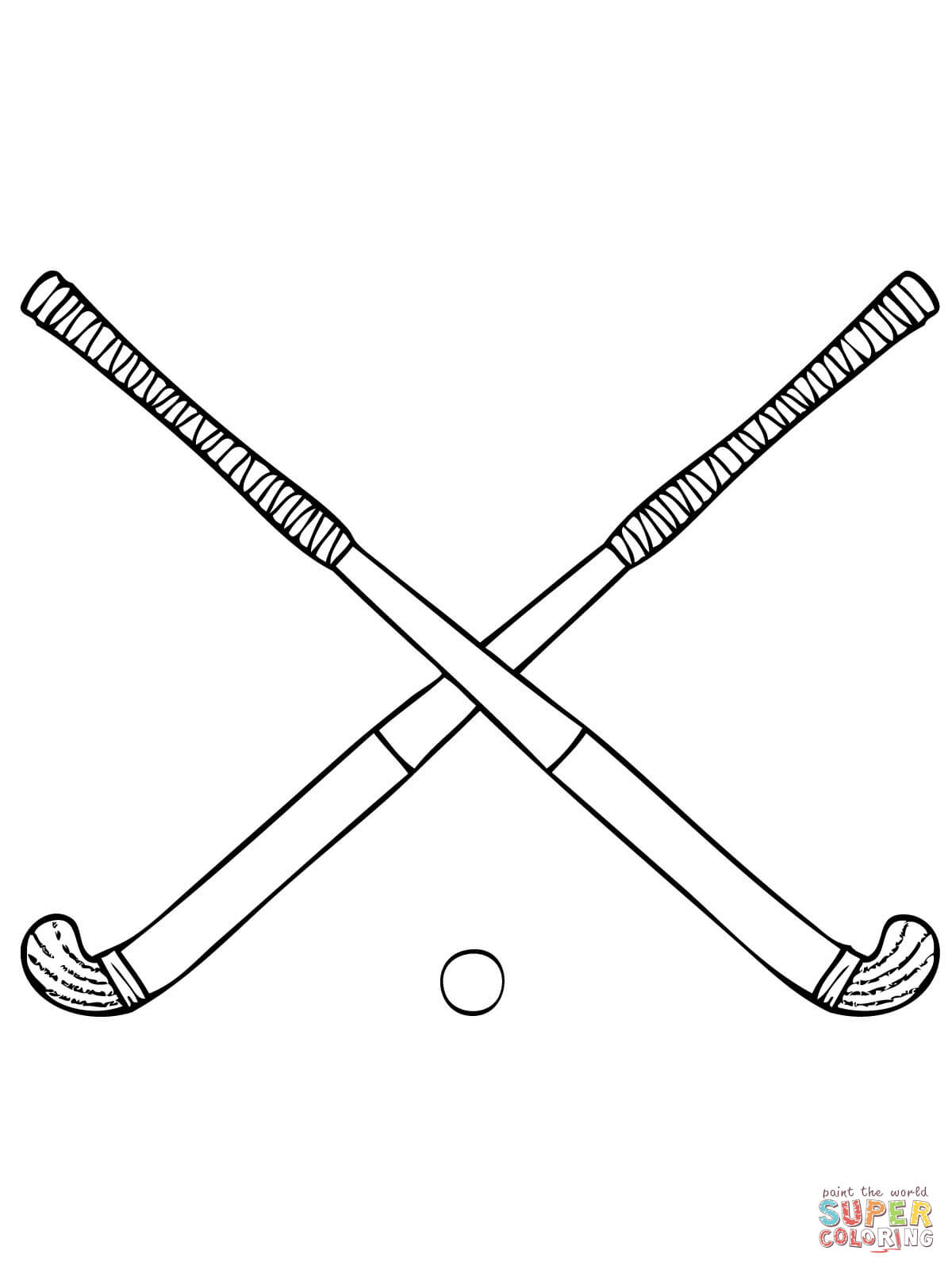 Field Hockey Sticks Clipart 20 Free Cliparts