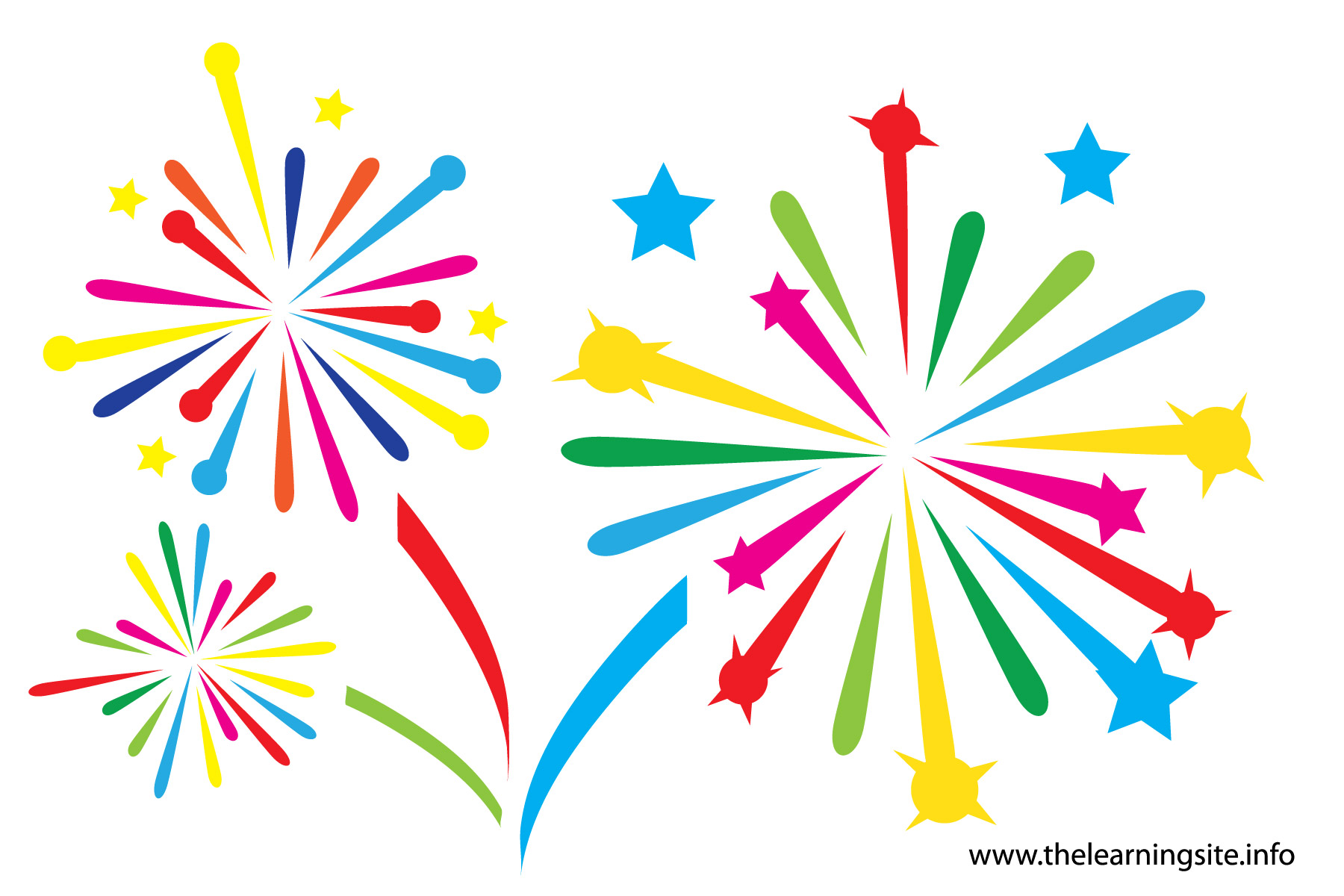 Fireworks Clipart 20 Free Cliparts