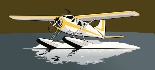 Float Plane Clipart Clipground