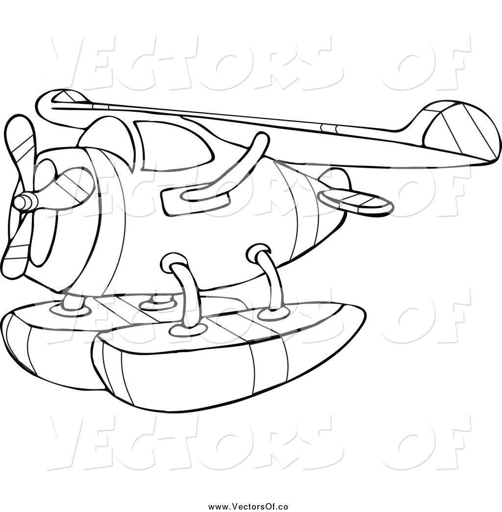 Float Planes Clipart