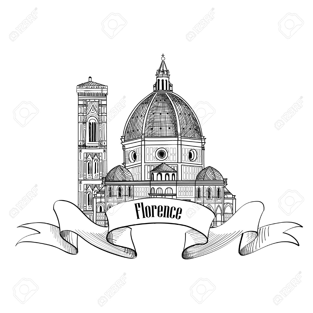 Florence Clipart