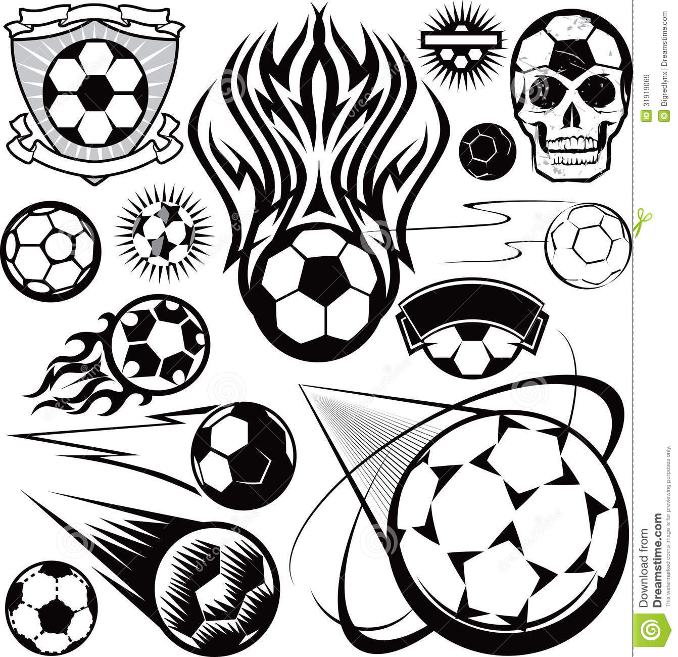 Football Related Clipart