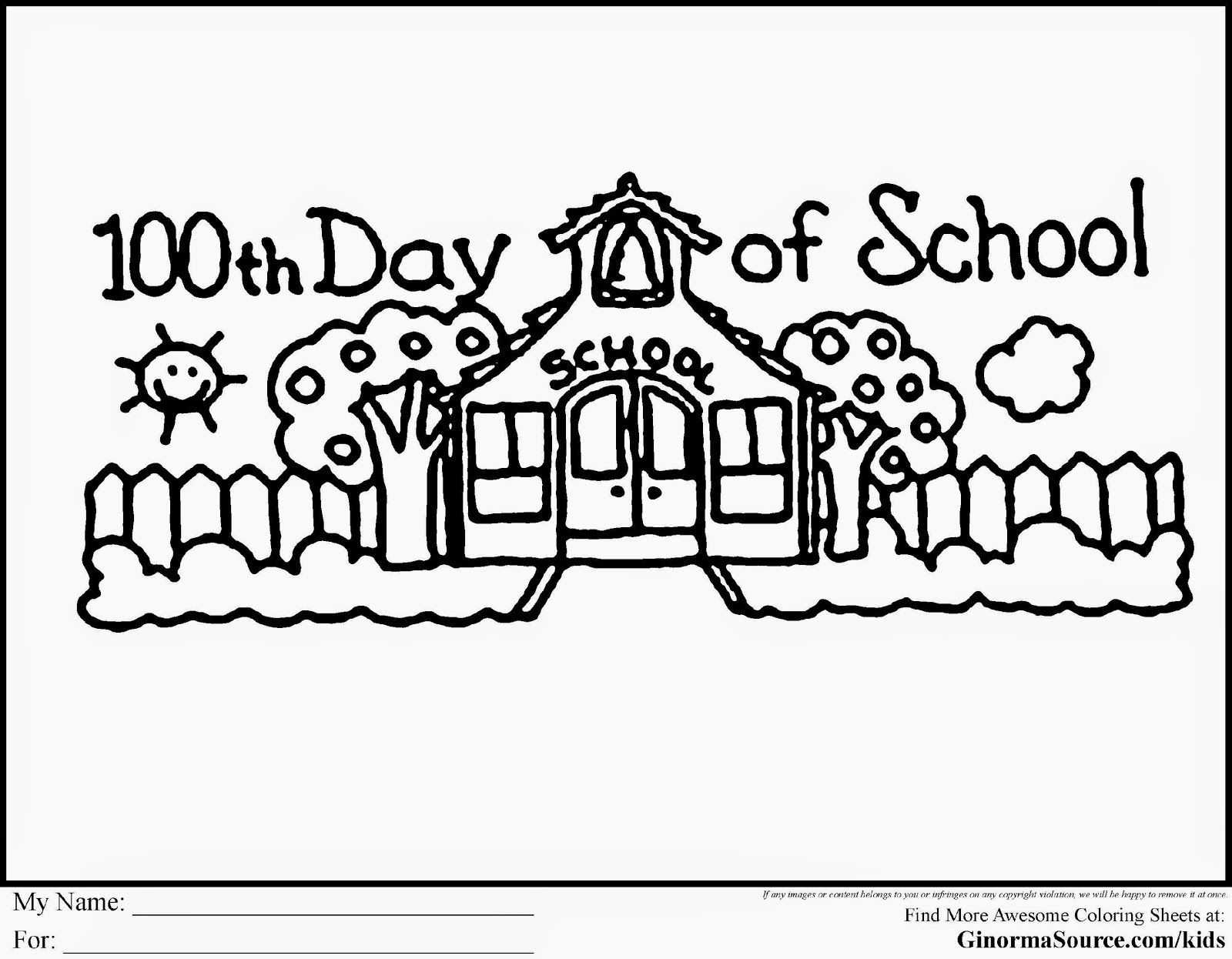 Free 100 Days Of School Clipart 20 Free Cliparts