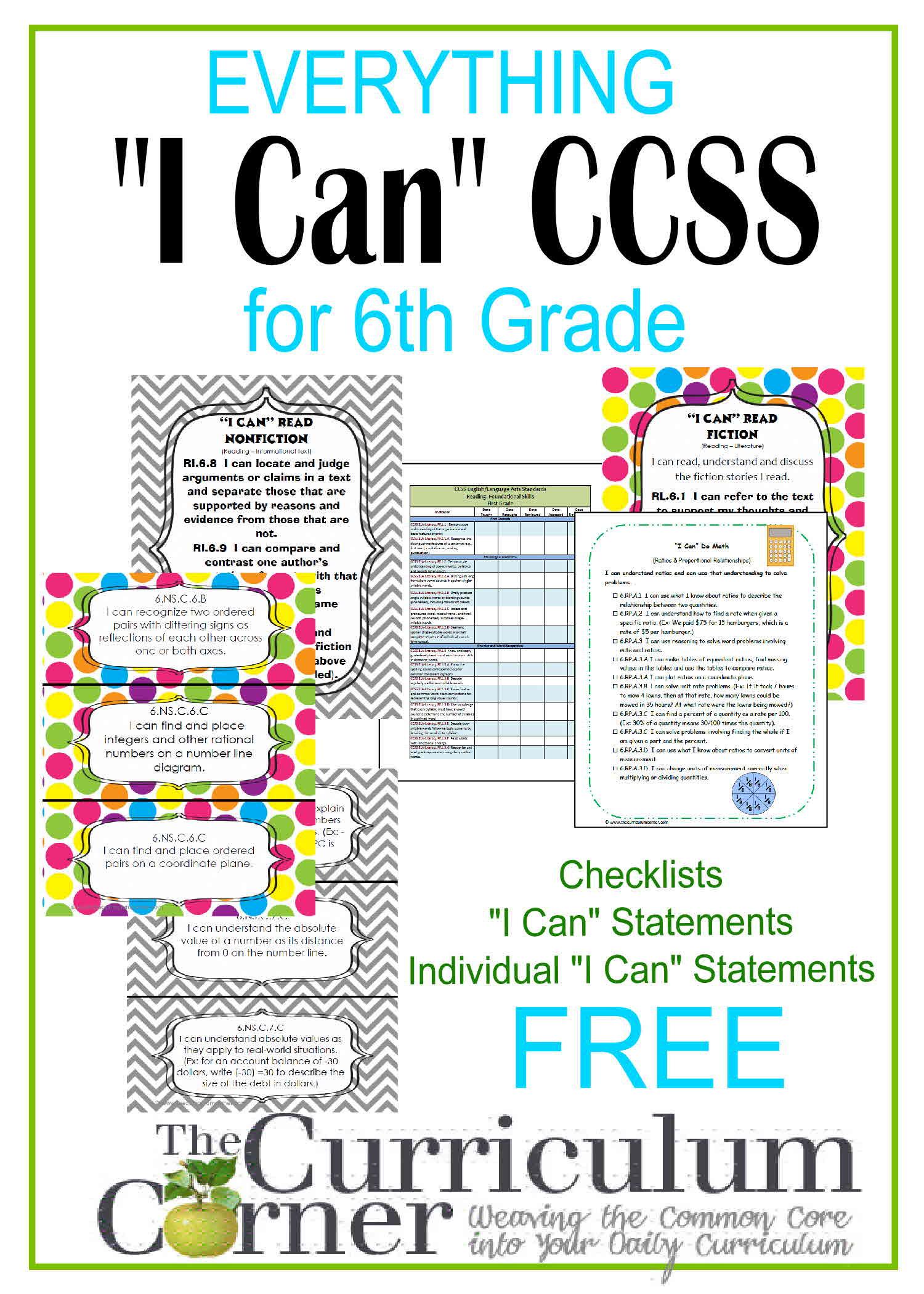 Free Common Core Clipart 20 Free Cliparts