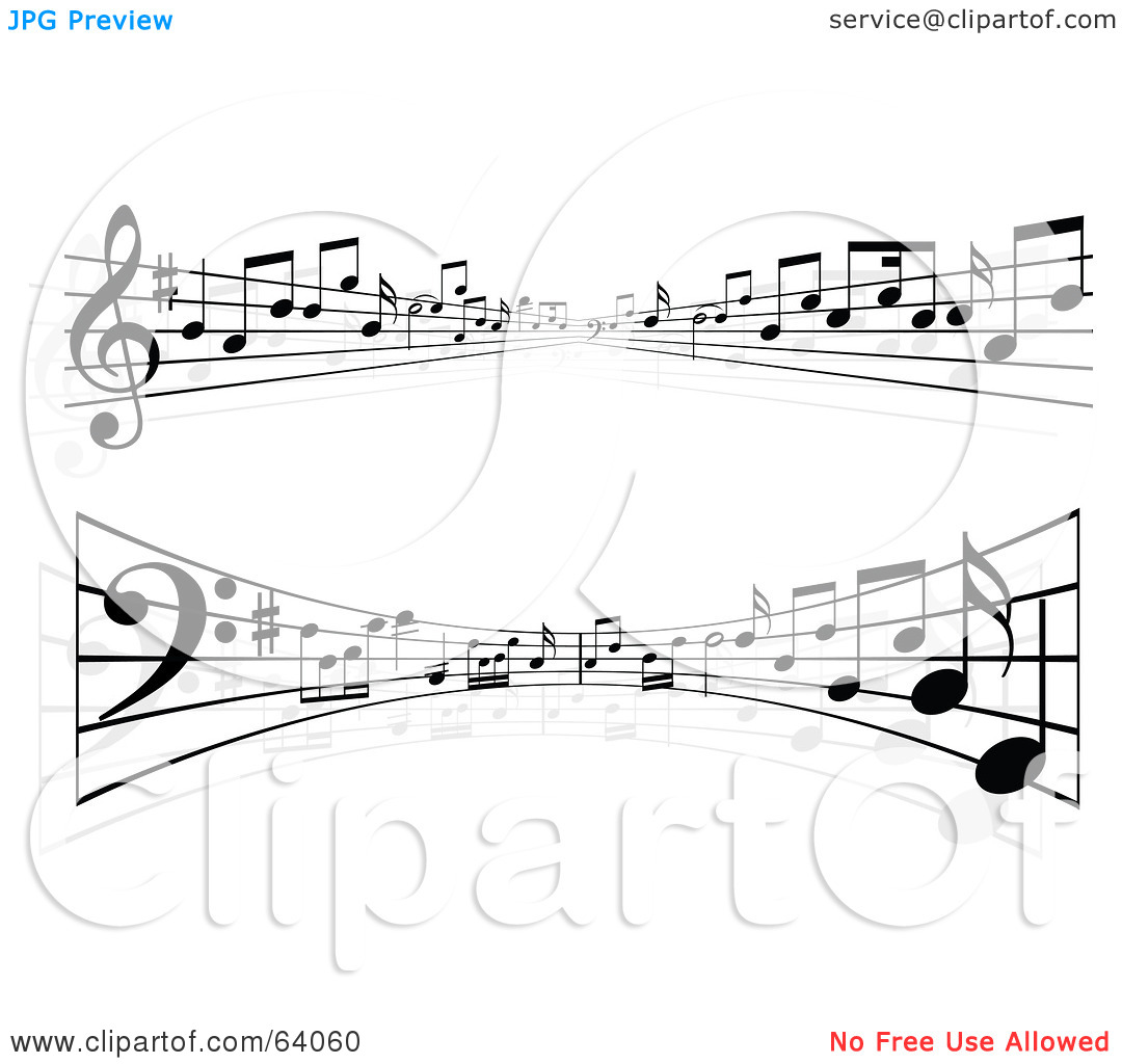 Free Sheet Music Clipart Images