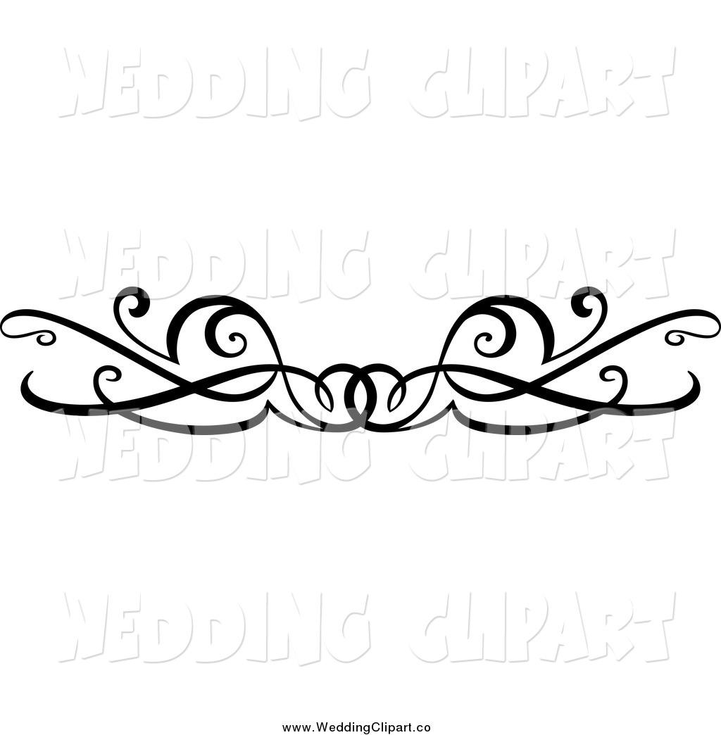 Wedding Borders Design Clipart