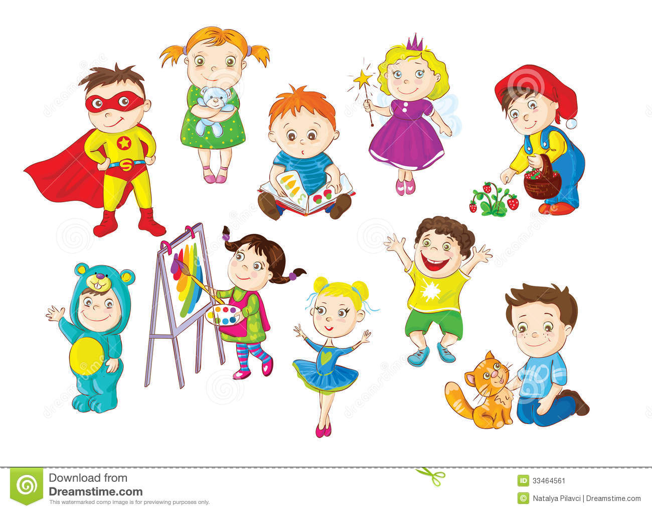 Fun For Kids Clipart 20 Free Cliparts