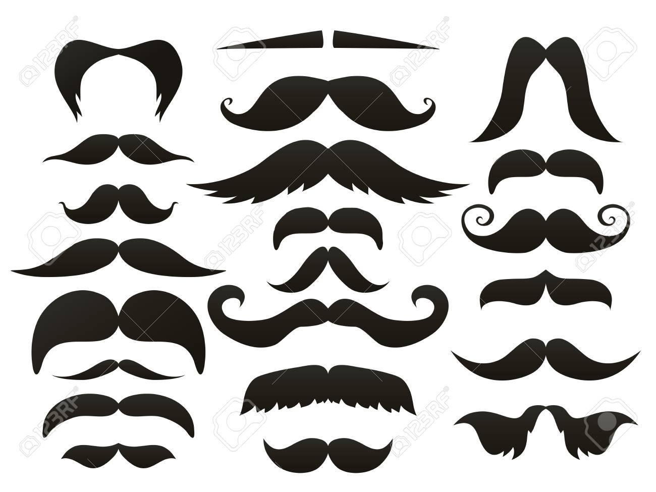 Funny Mustache Clipart 10 Free Cliparts
