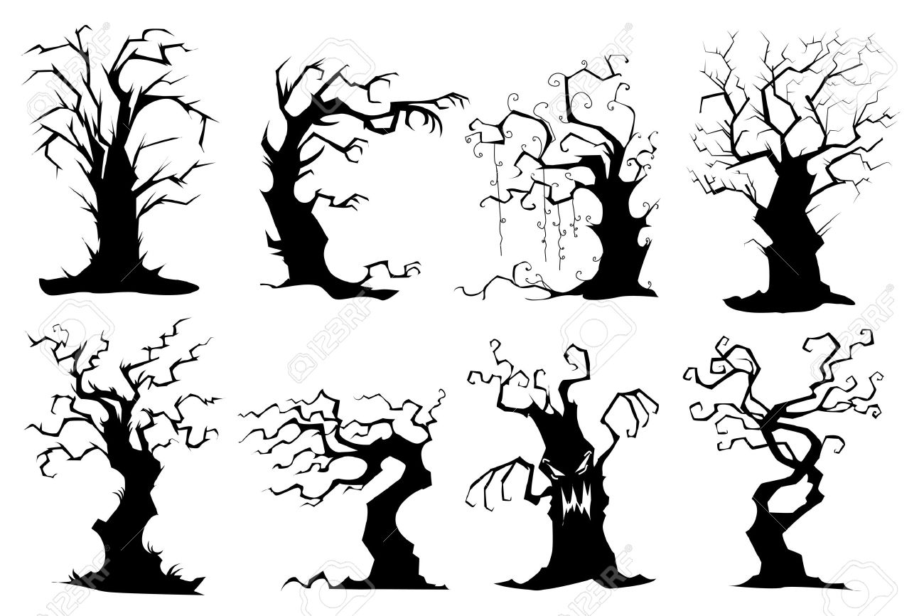 Gnarly Trees Clipart 20 Free Cliparts