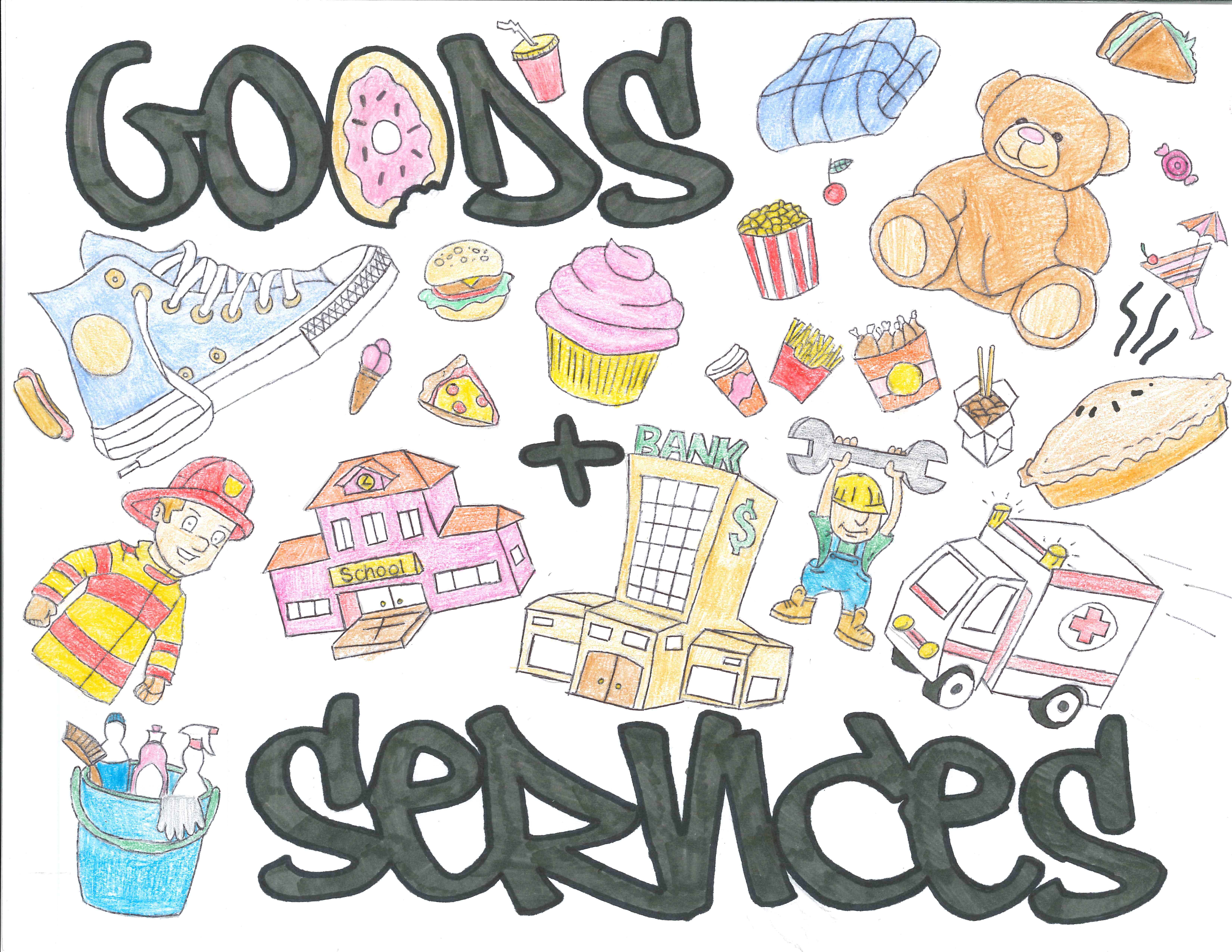 Goods And Services Clipart 10 Free Cliparts