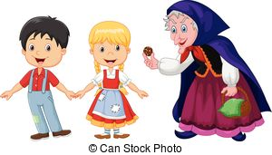 Hansel And Gretel Clipart Clipground
