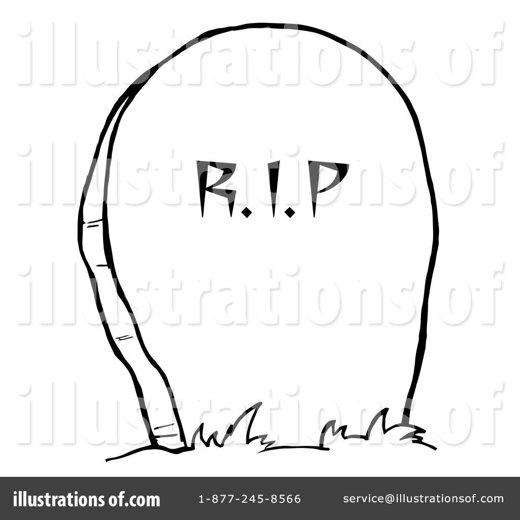 Headstones Clipart