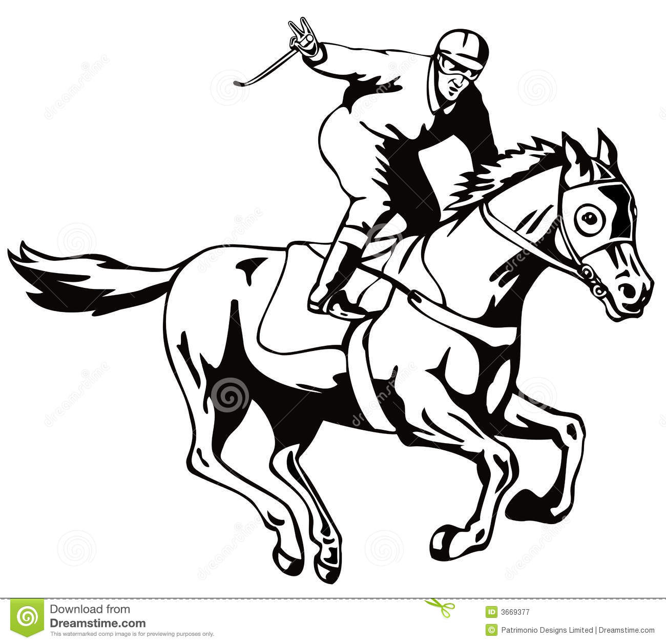 Horse Race Clipart 20 Free Cliparts